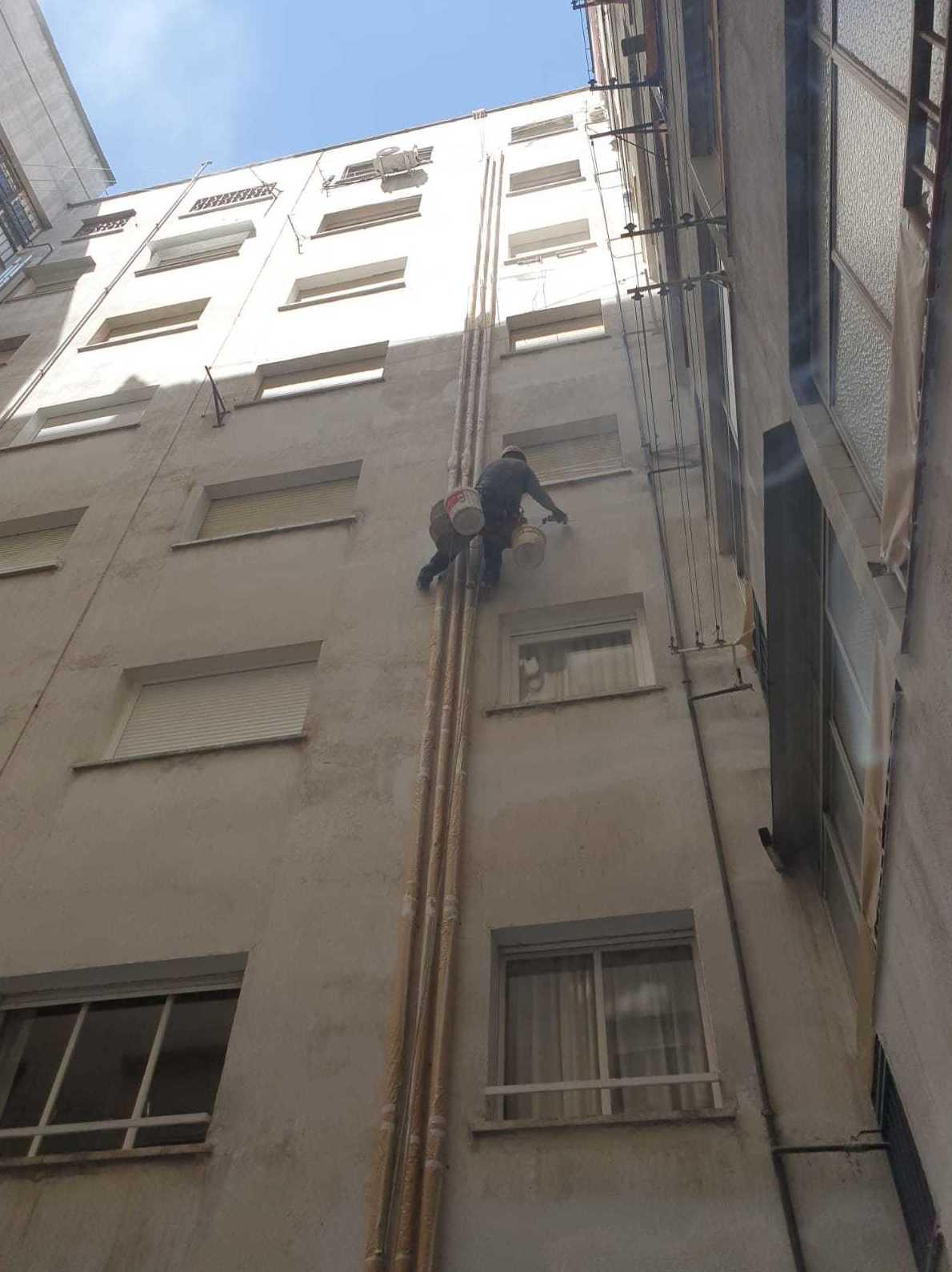 Foto 112 de Trabajos verticales en  | Rehabilitaciones y Verticales Vera, S.L.