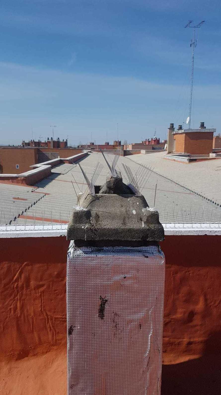Foto 150 de Trabajos verticales en  | Rehabilitaciones y Verticales Vera, S.L.