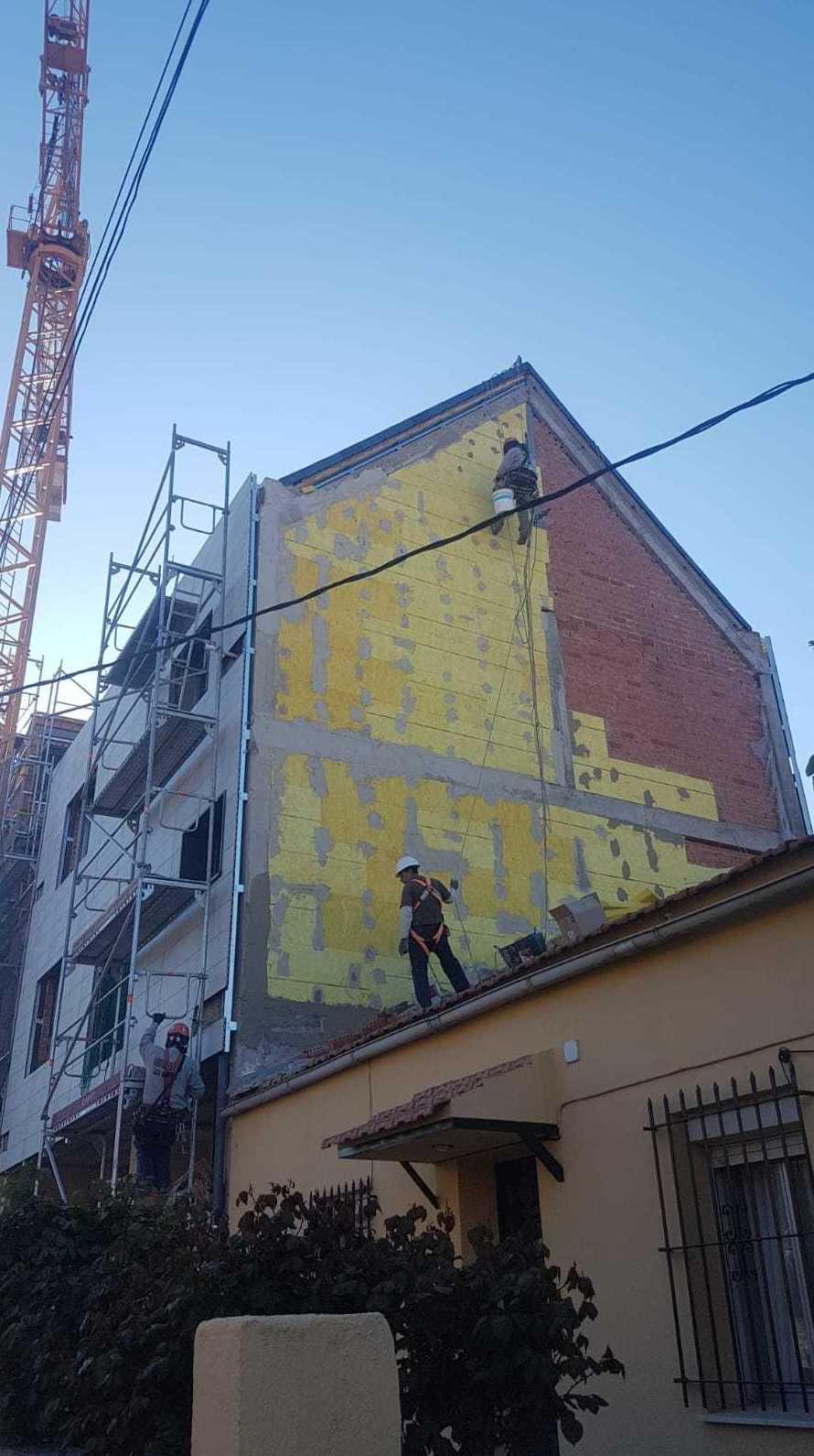 Foto 137 de Trabajos verticales en    Rehabilitaciones y Verticales Vera, S.L.