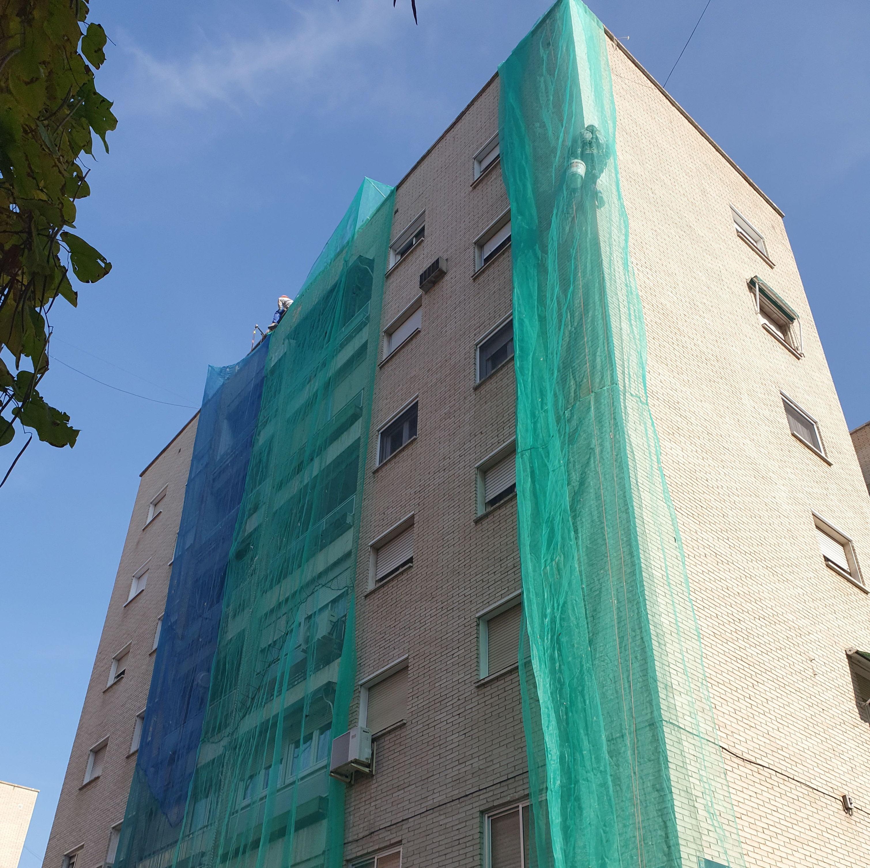 Foto 33 de Trabajos verticales en    Rehabilitaciones y Verticales Vera, S.L.