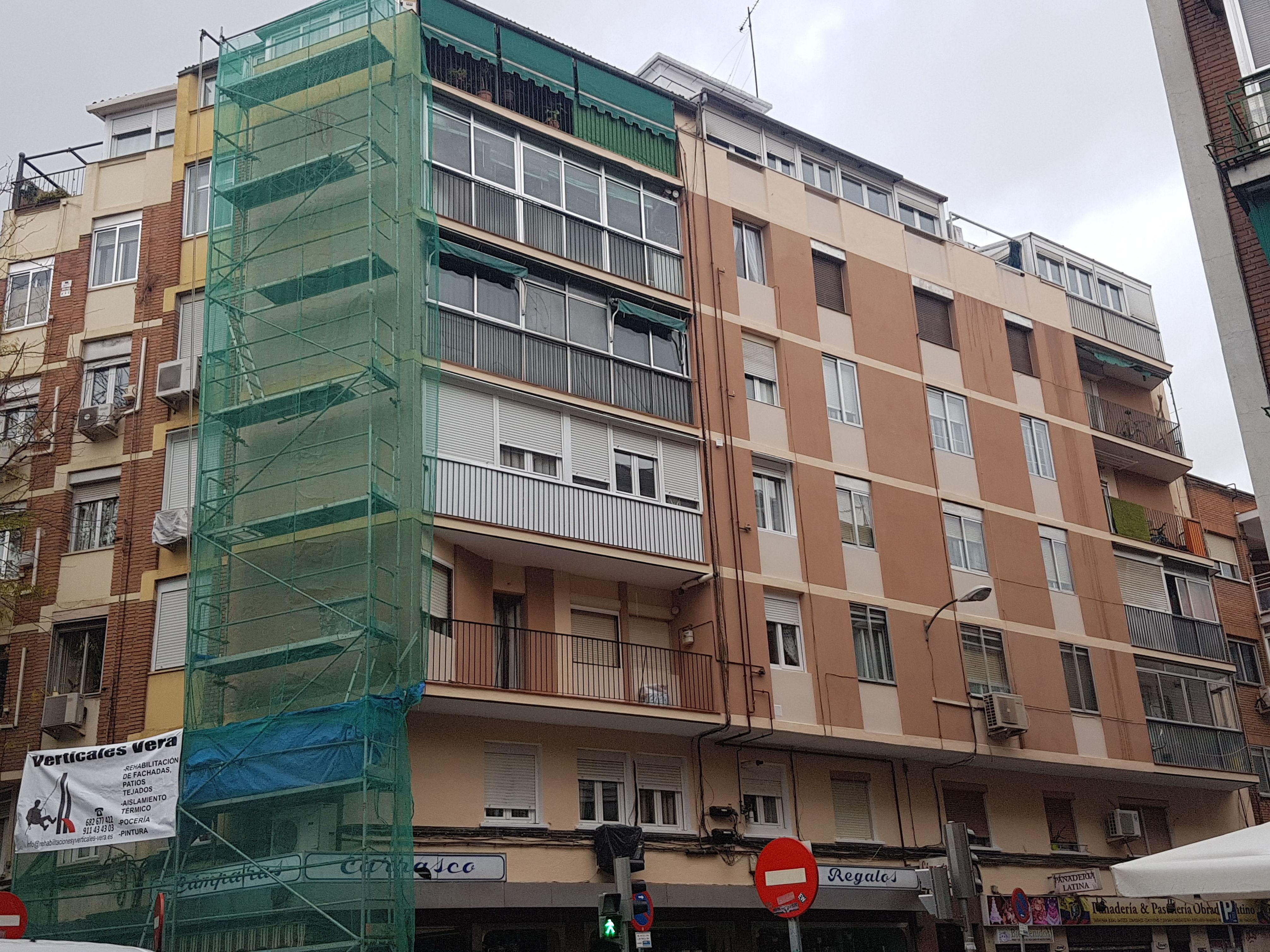 Foto 195 de Trabajos verticales en  | Rehabilitaciones y Verticales Vera, S.L.