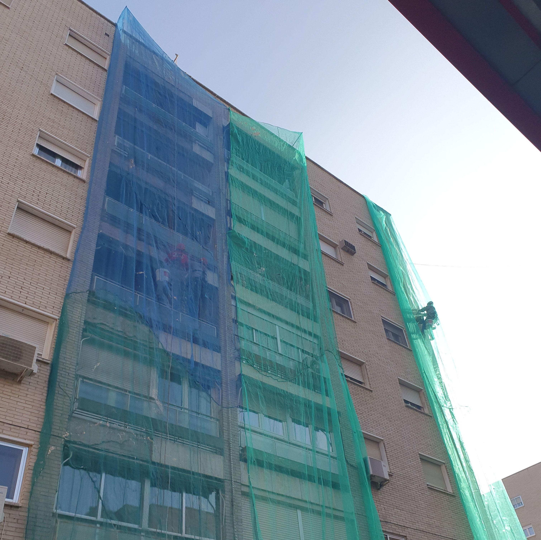 Foto 32 de Trabajos verticales en  | Rehabilitaciones y Verticales Vera, S.L.