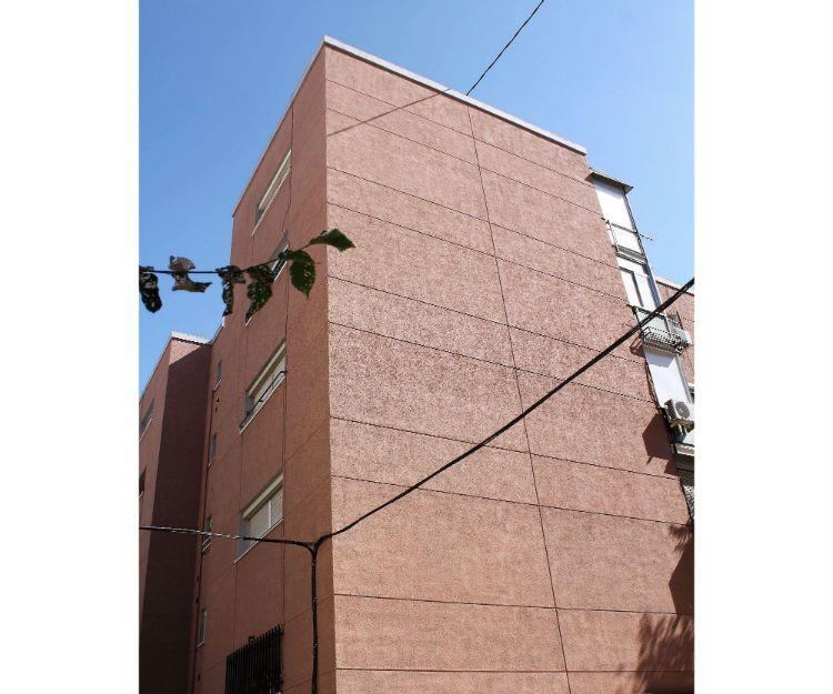 Tratamientos especializados para fachadas