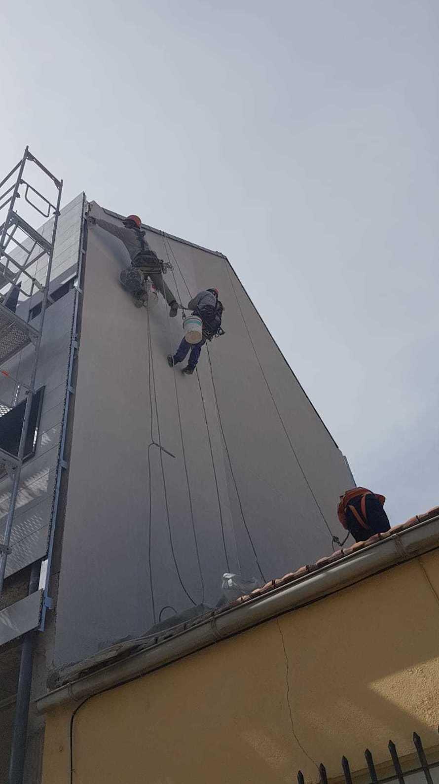 Foto 144 de Trabajos verticales en  | Rehabilitaciones y Verticales Vera, S.L.