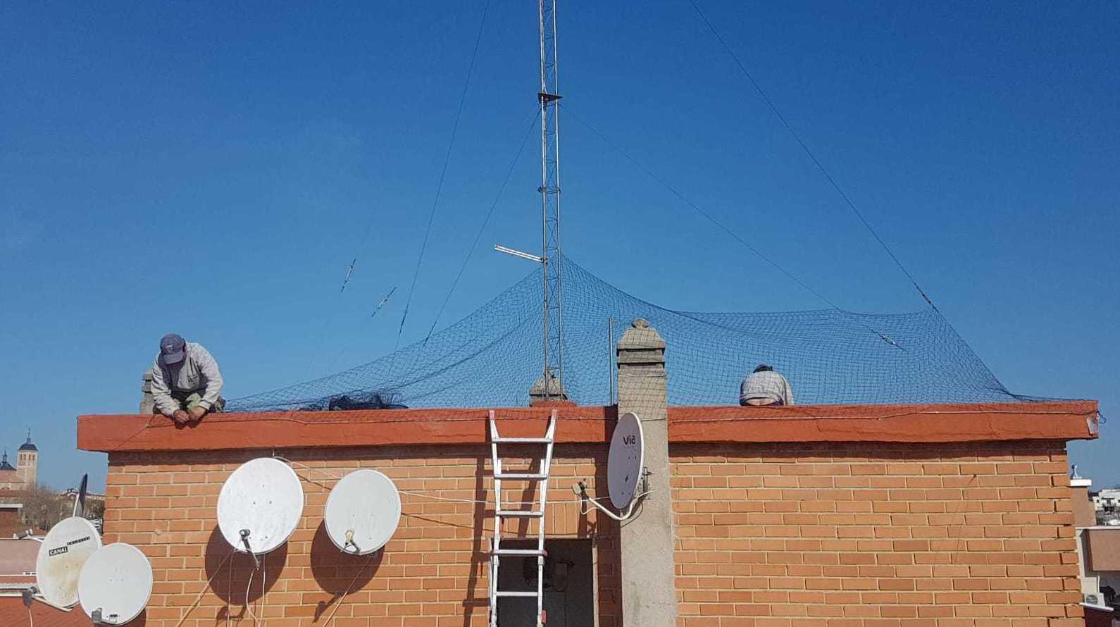Foto 151 de Trabajos verticales en  | Rehabilitaciones y Verticales Vera, S.L.