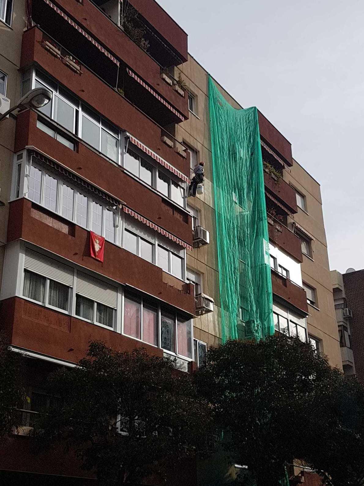 Foto 185 de Trabajos verticales en  | Rehabilitaciones y Verticales Vera, S.L.