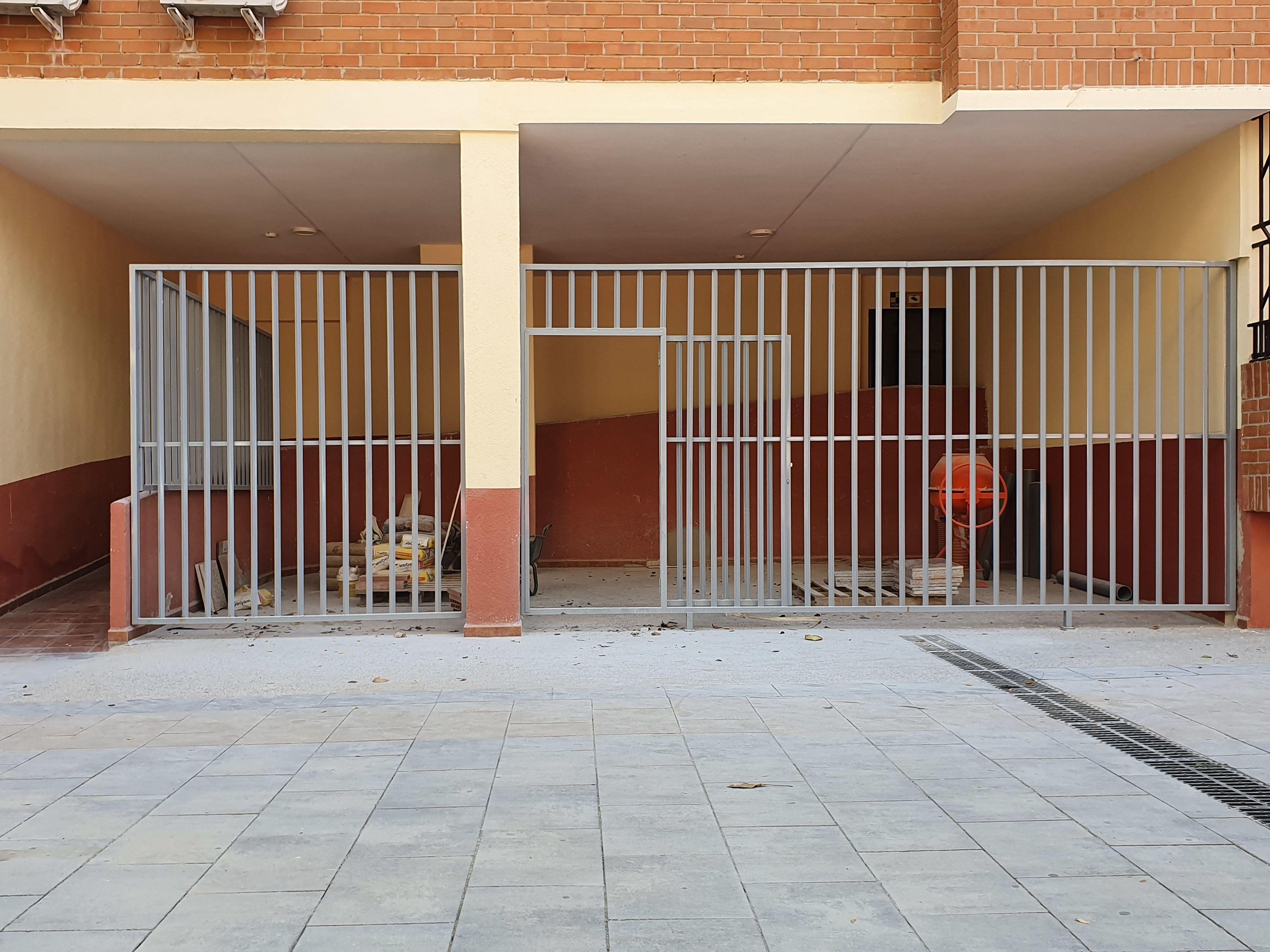 Foto 52 de Trabajos verticales en    Rehabilitaciones y Verticales Vera, S.L.