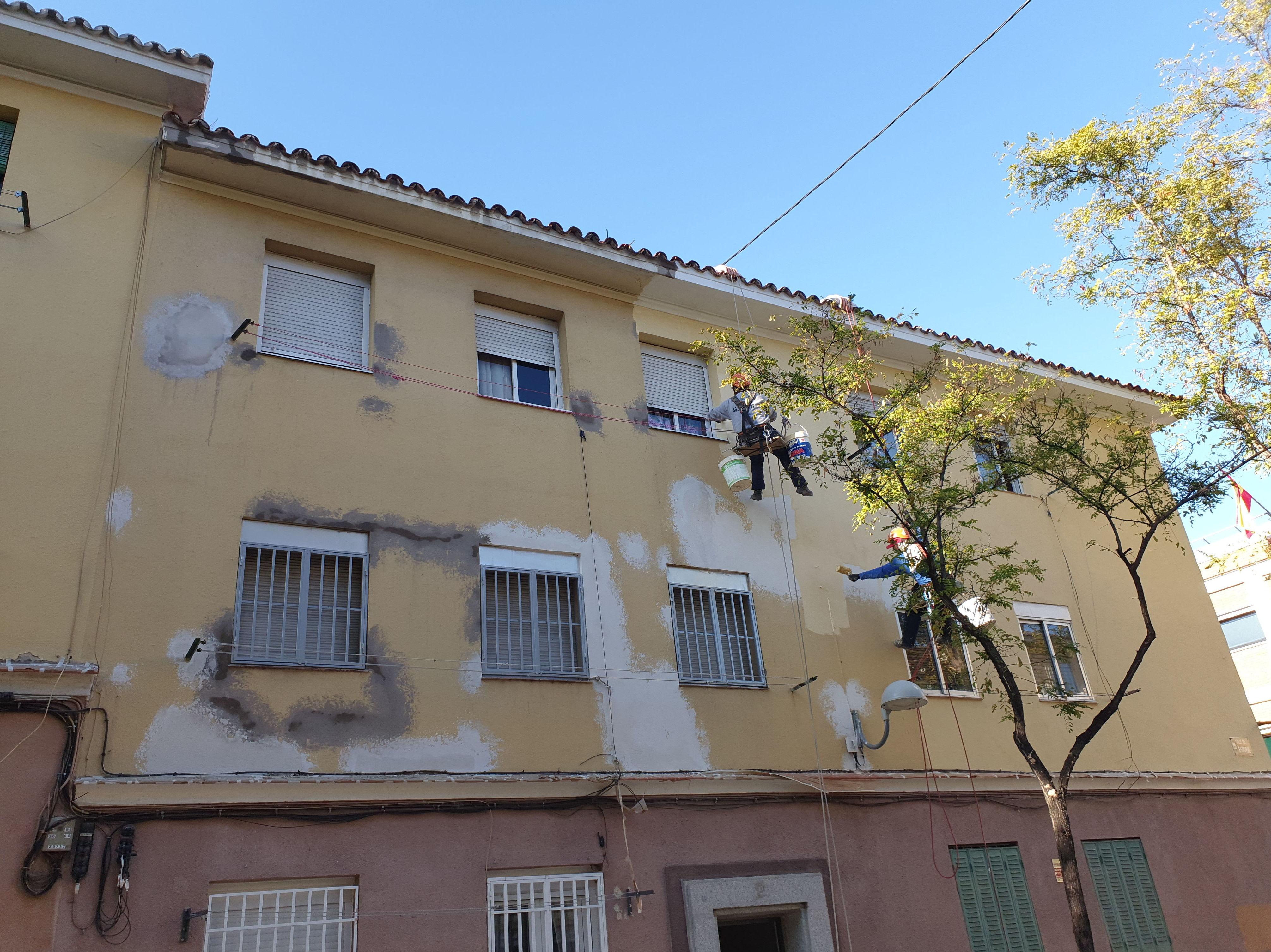 Foto 86 de Trabajos verticales en  | Rehabilitaciones y Verticales Vera, S.L.