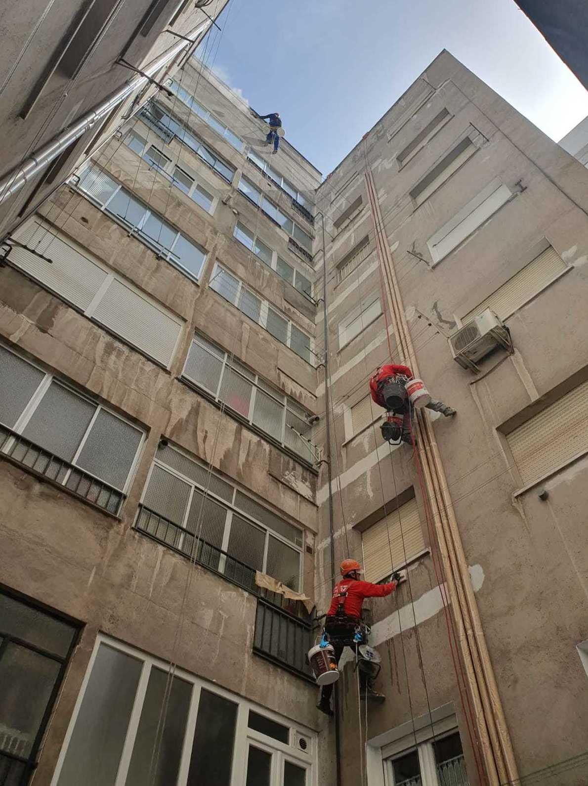 Foto 129 de Trabajos verticales en    Rehabilitaciones y Verticales Vera, S.L.