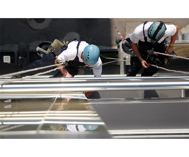 Empresa especialista en trabajos verticales en Madrid centro