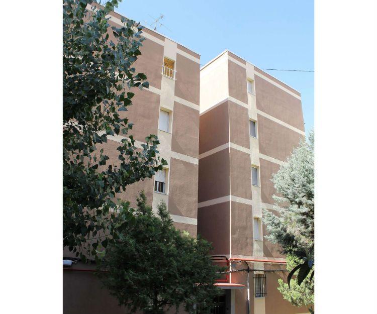 Impermeabilización y pintura de fachadas