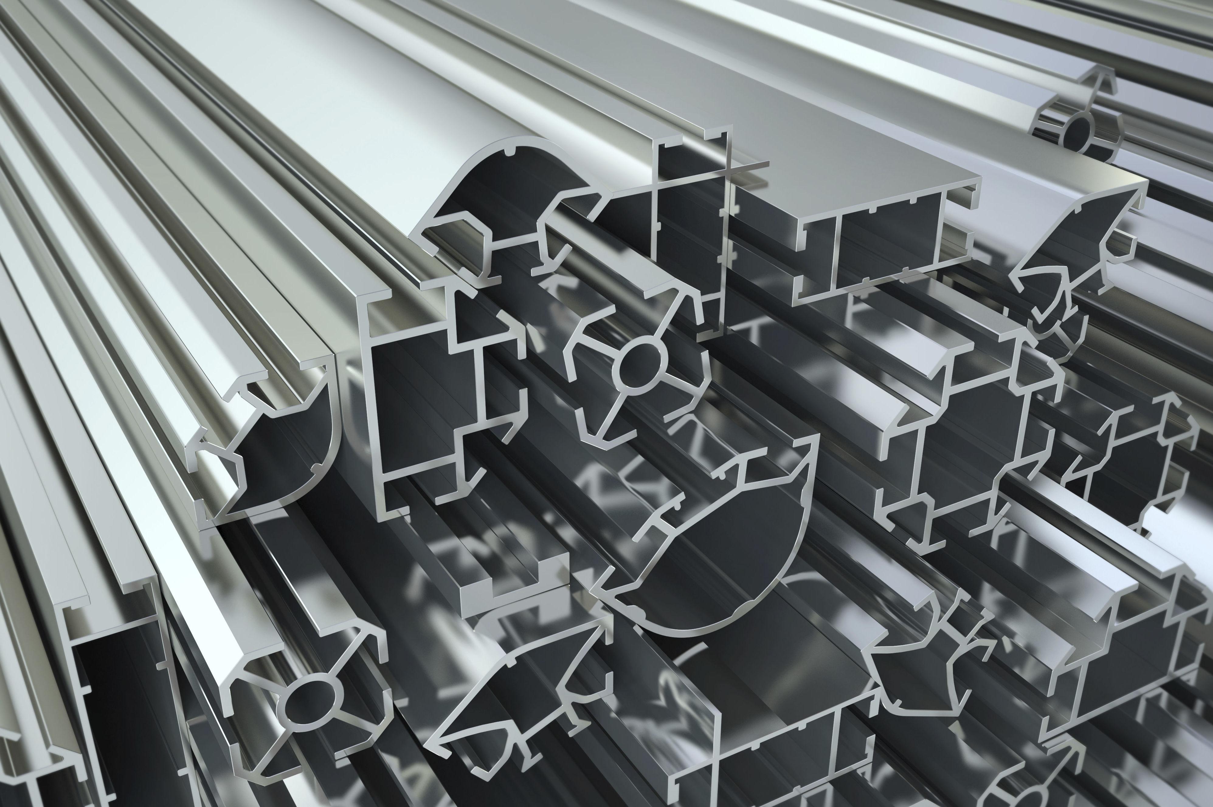 Trabajos en aluminio