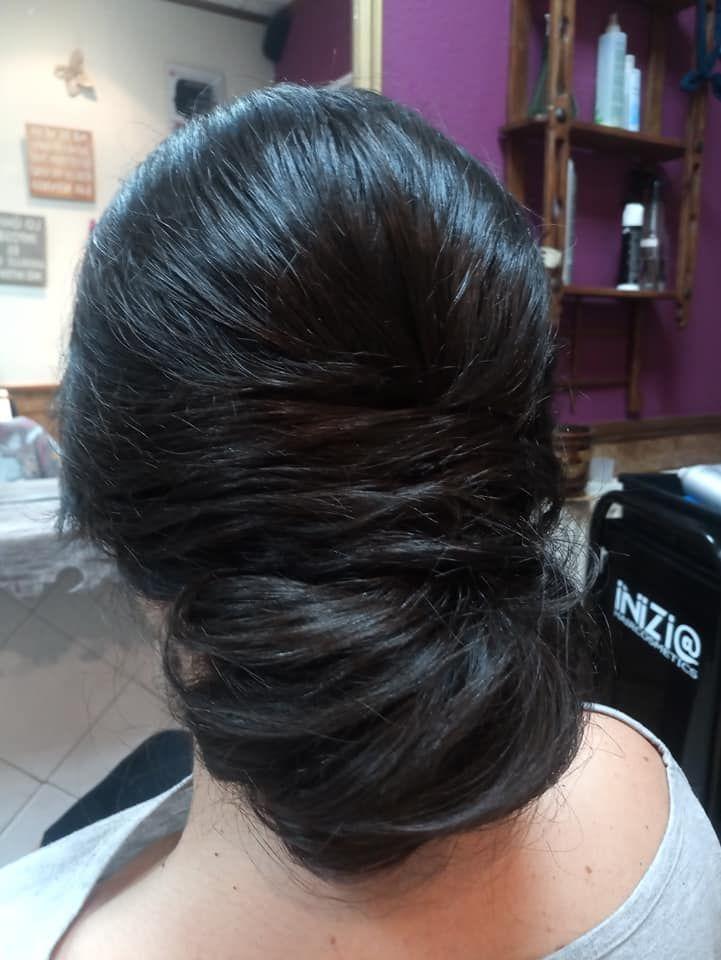 Recogidos y peinados