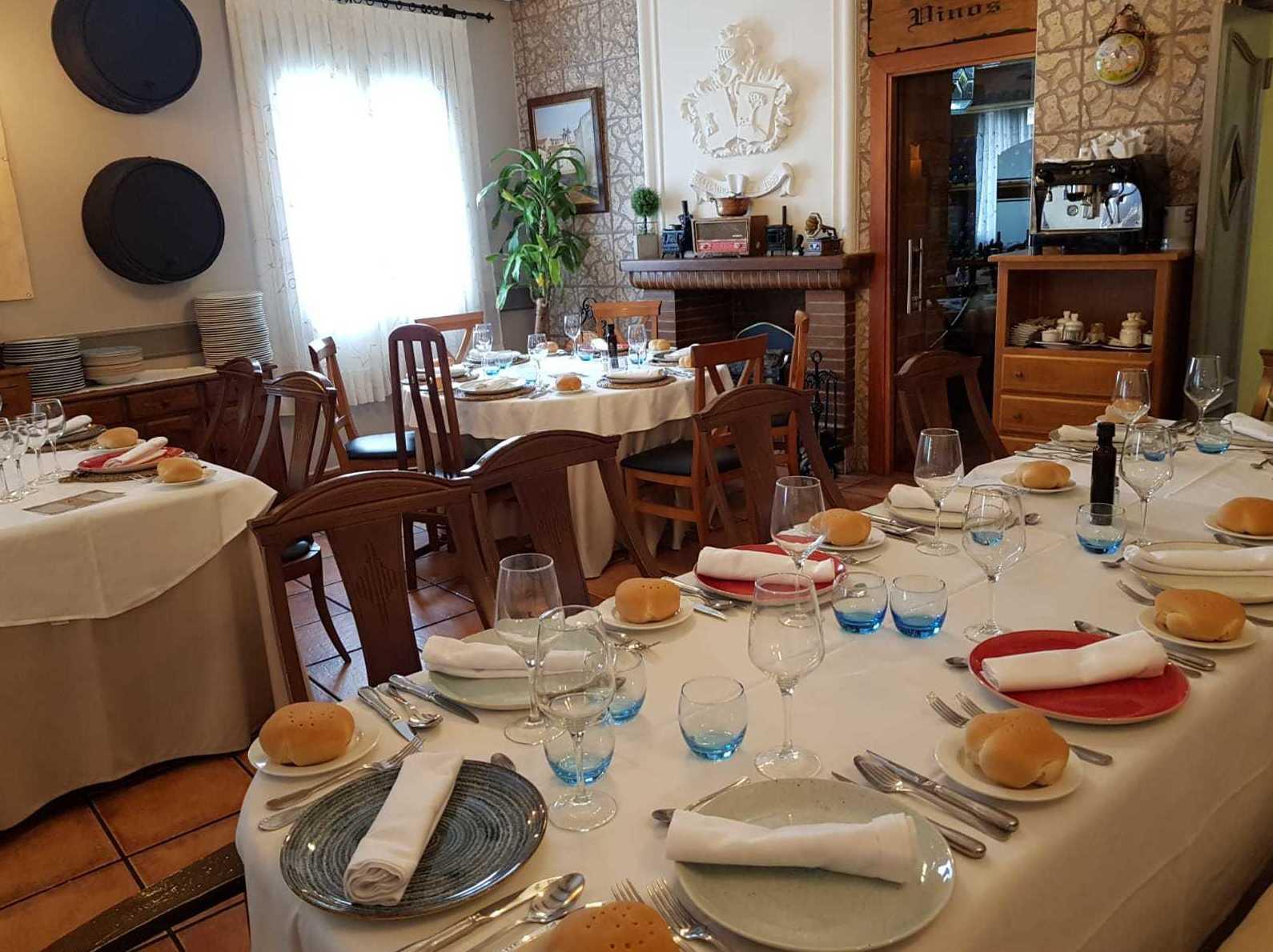 Foto 8 de Cocina castellano-manchega en Tomelloso | Restaurante Casa Justo