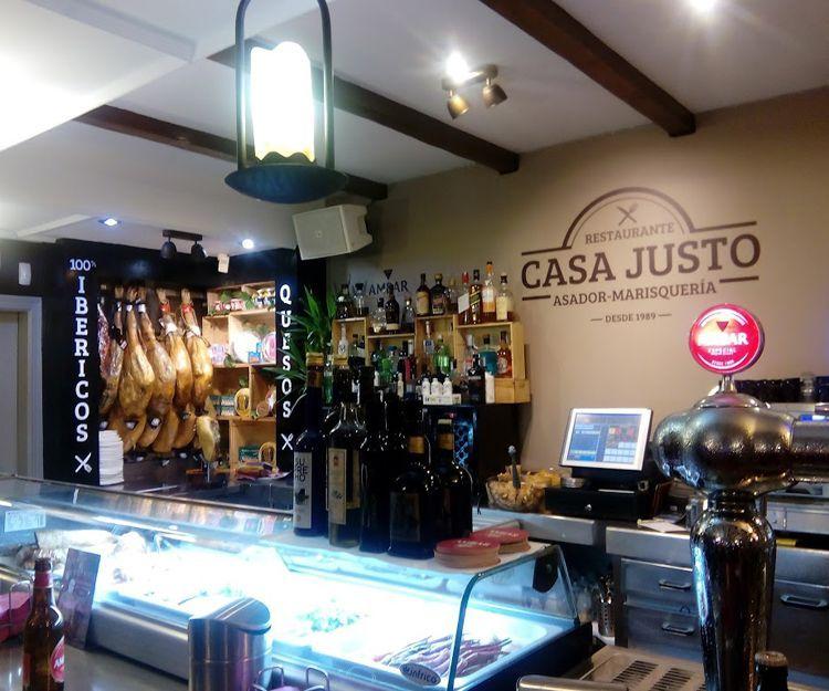 Restaurante: Nuestro resturante de Restaurante Casa Justo