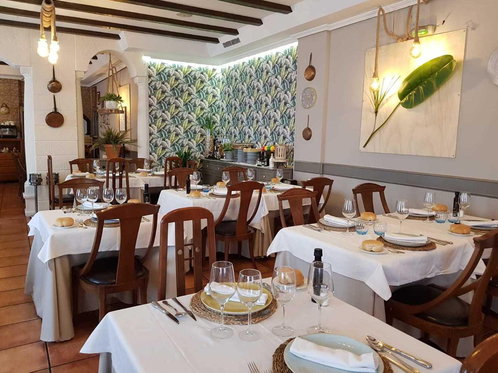Restaurante Casa Justo en Tomelloso