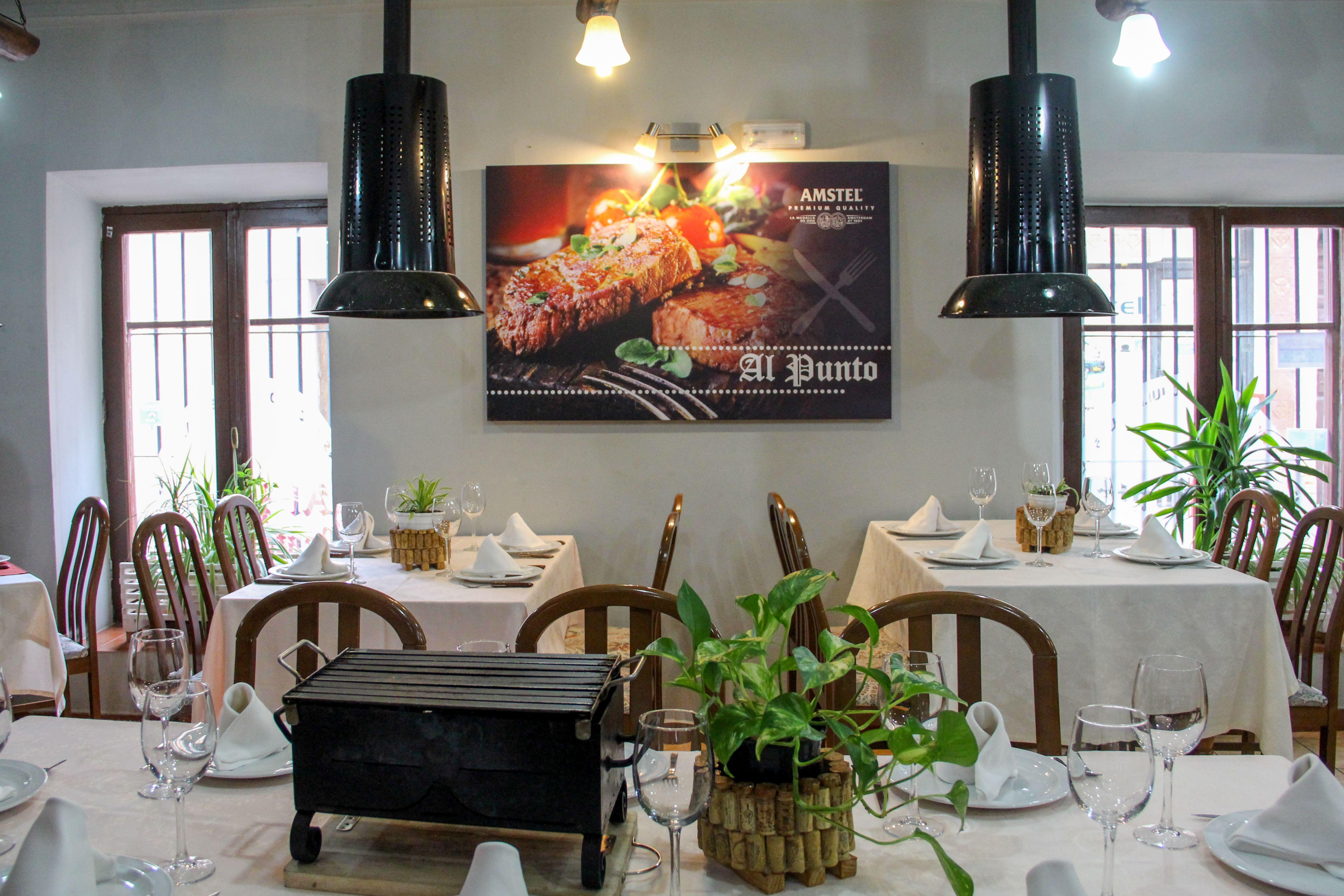 Foto 1 de Restaurante asador en Segovia en Segovia | Restaurante Al Punto