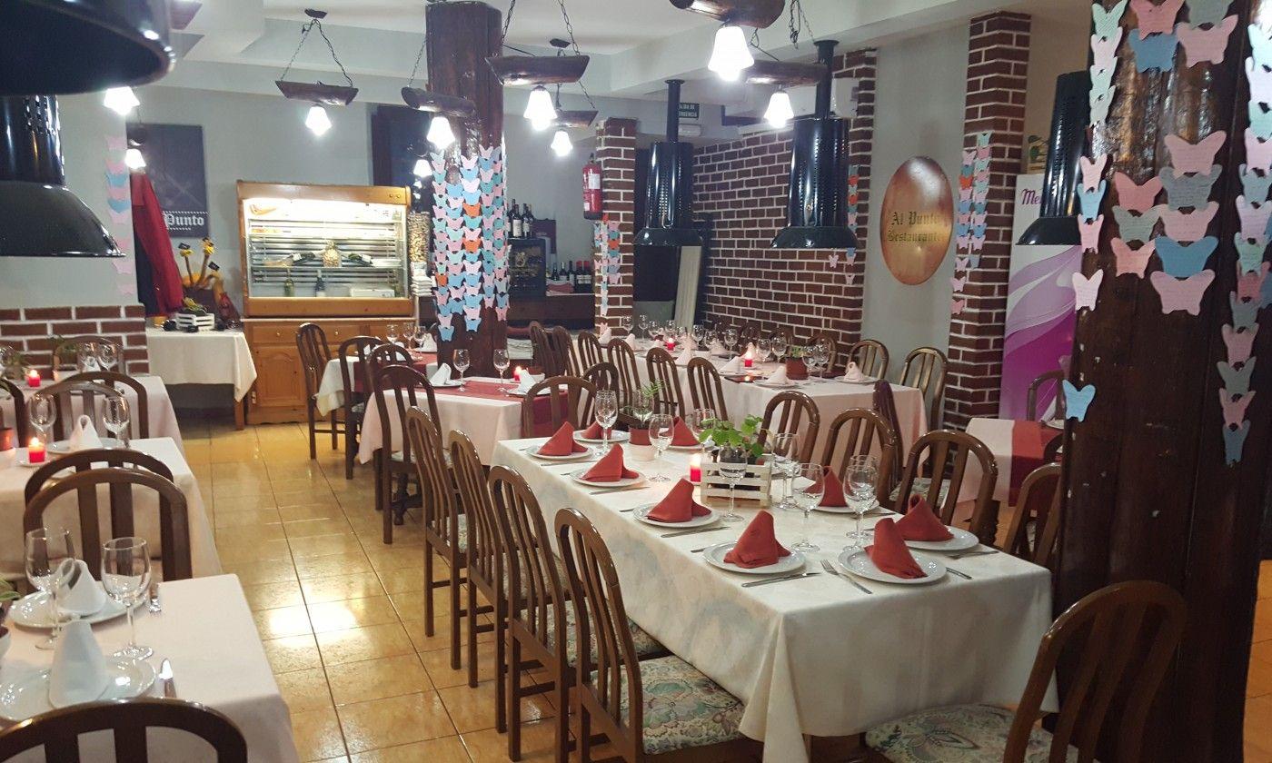 Restaurante agradable y familiar