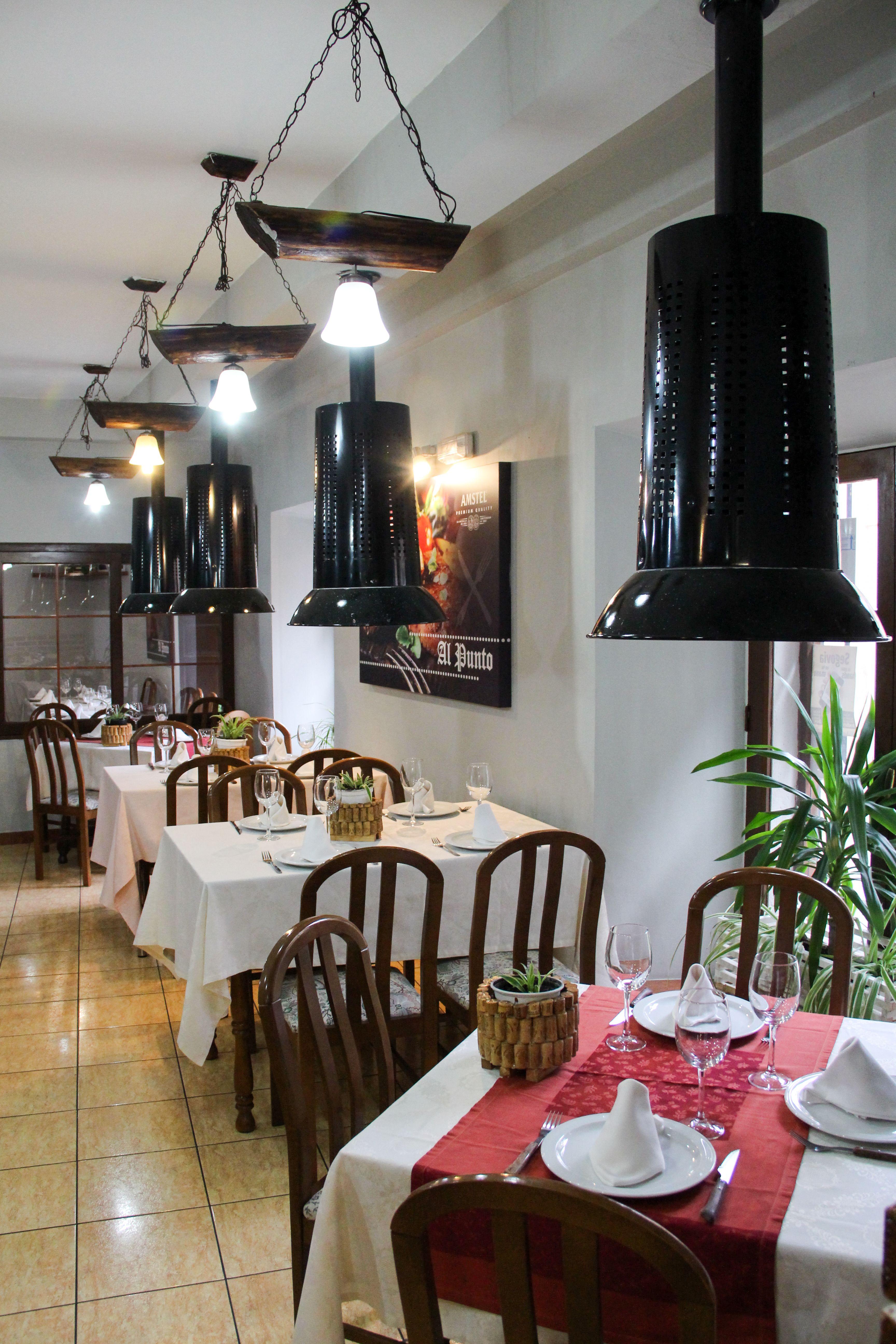 Foto 2 de Restaurante asador en Segovia en Segovia   Restaurante Al Punto