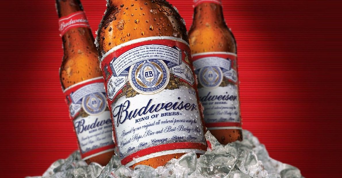 Budweiser: Productos de Hiper Licores