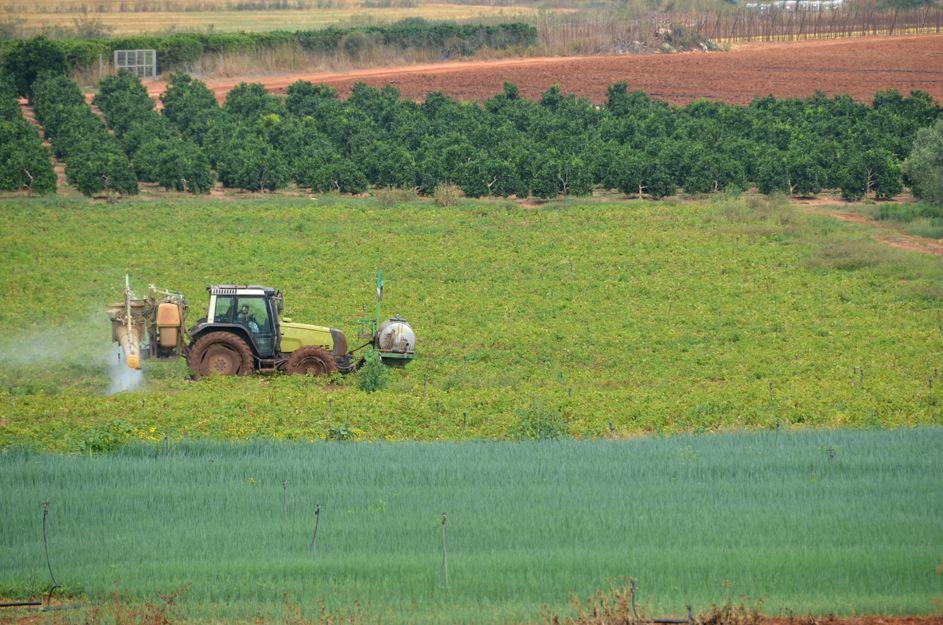 Fitosanitarios para la agricultura en Málaga