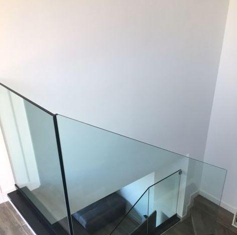 Barandilla de cristal de seguridad