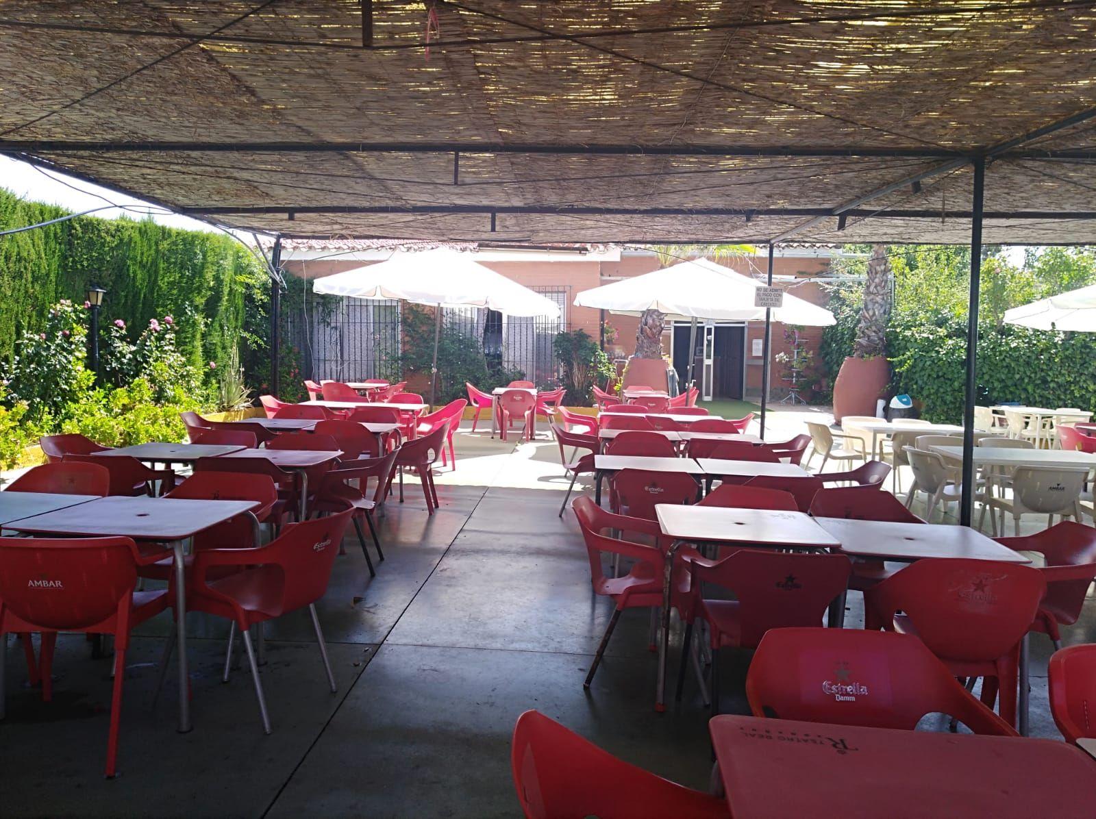 Amplia Terraza En Córdoba