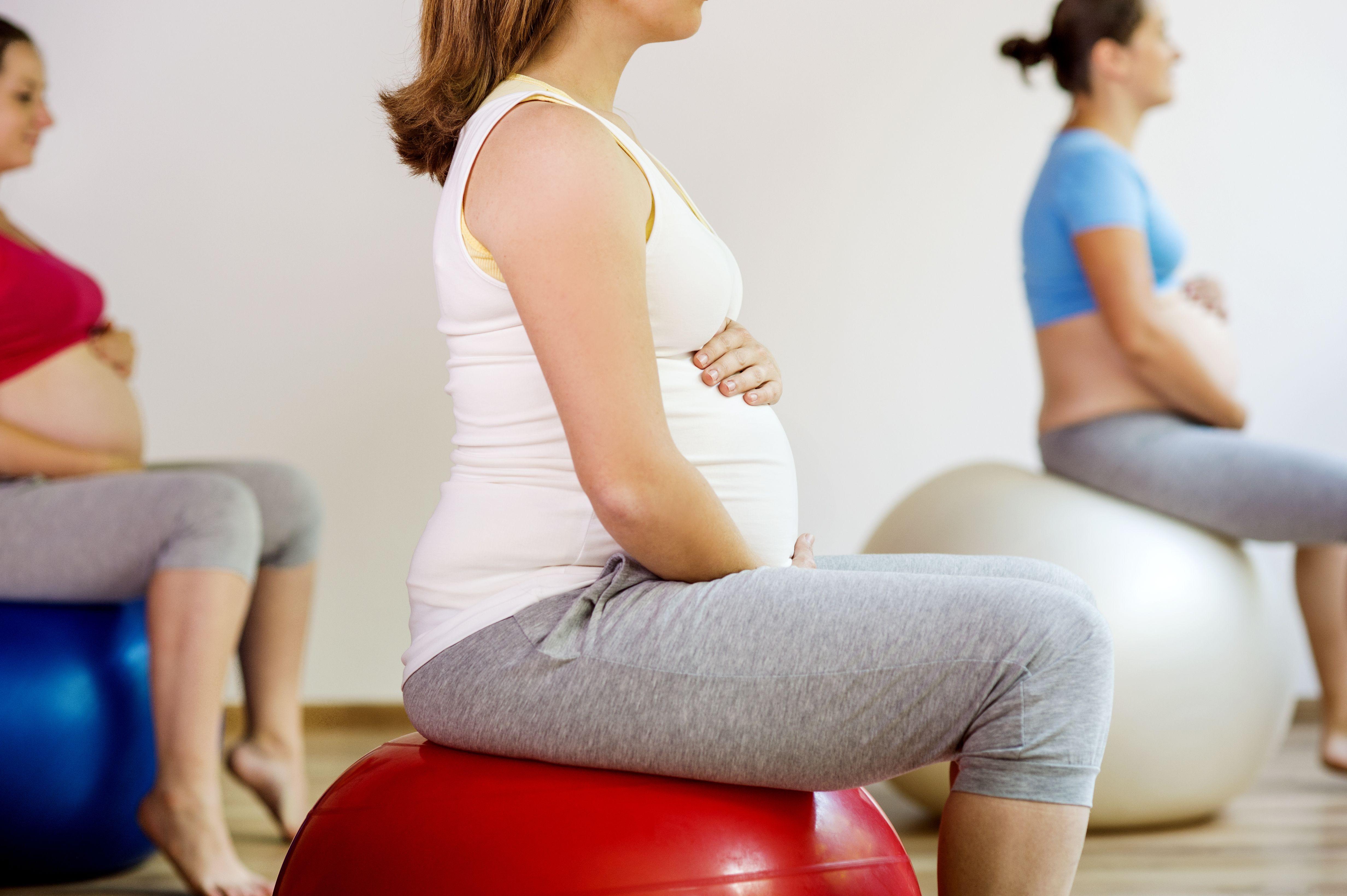 Pilates en el embarazo: Servicios de Pilates By Mauge
