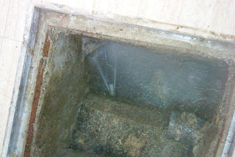 Expertos en limpieza de arquetas en Sevilla