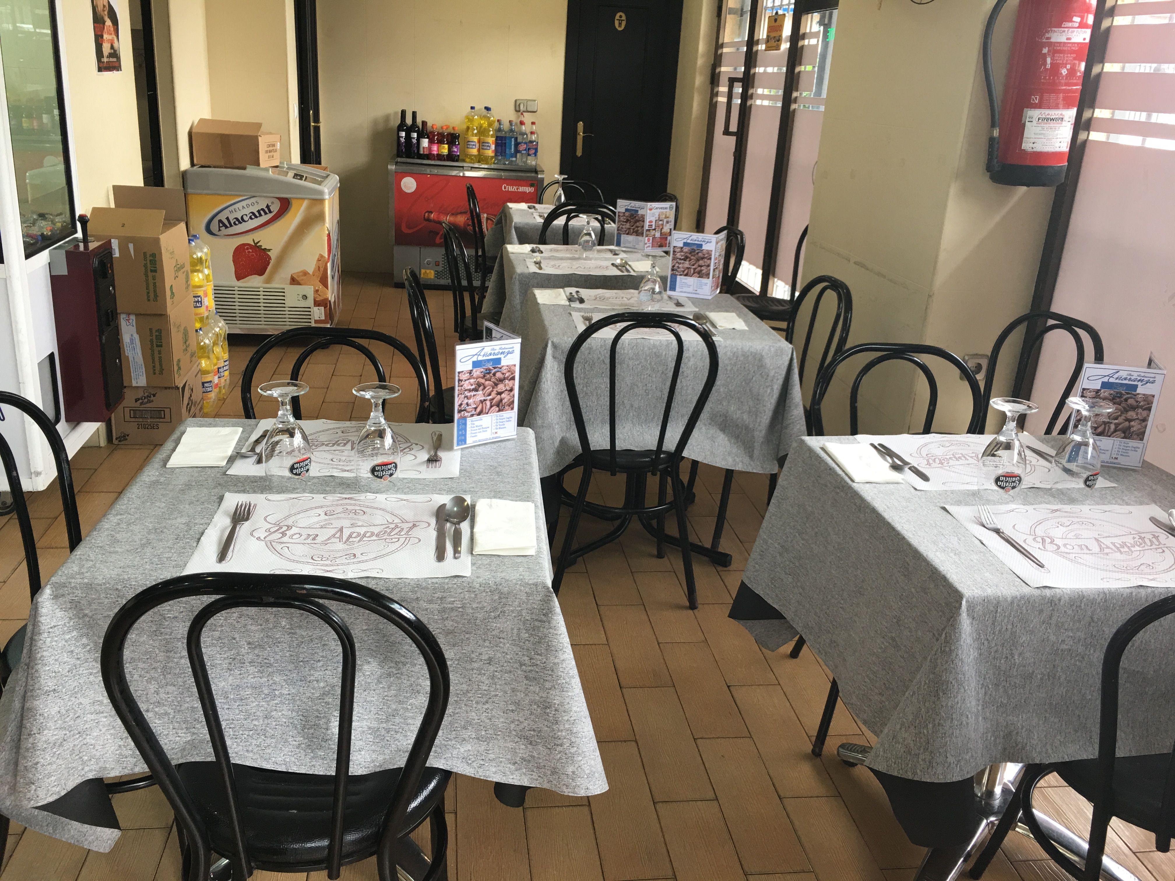 Restaurante latino en Toledo