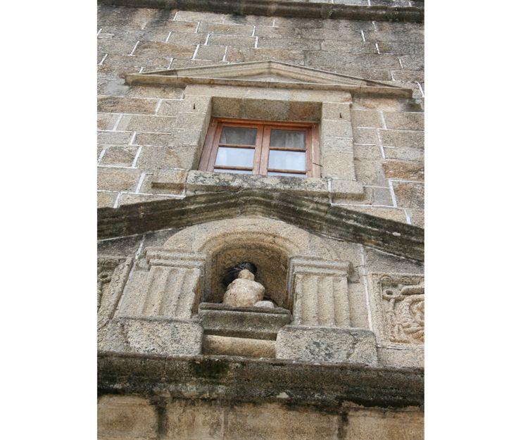 Trabajos de restauración en Badajoz