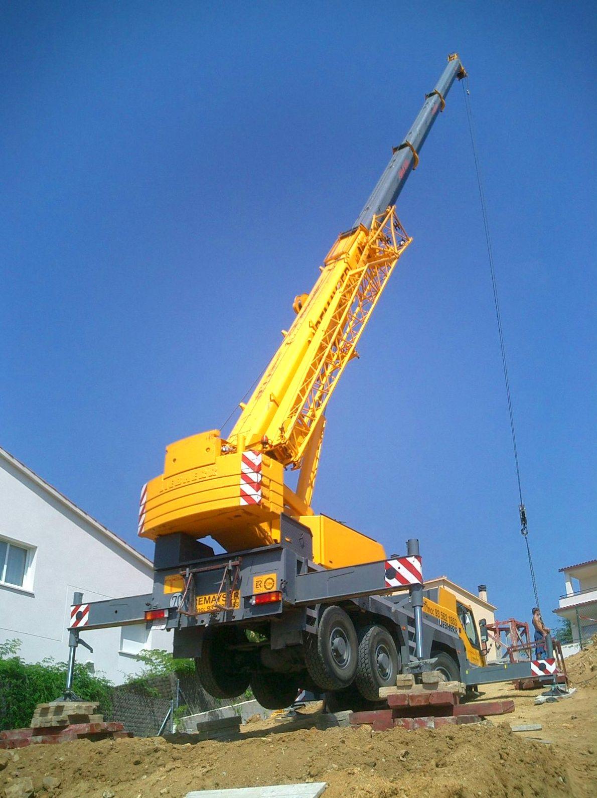 Foto 56 de Empresas de construcción en Mataró | Construcciones Antonio Cruz Moreno