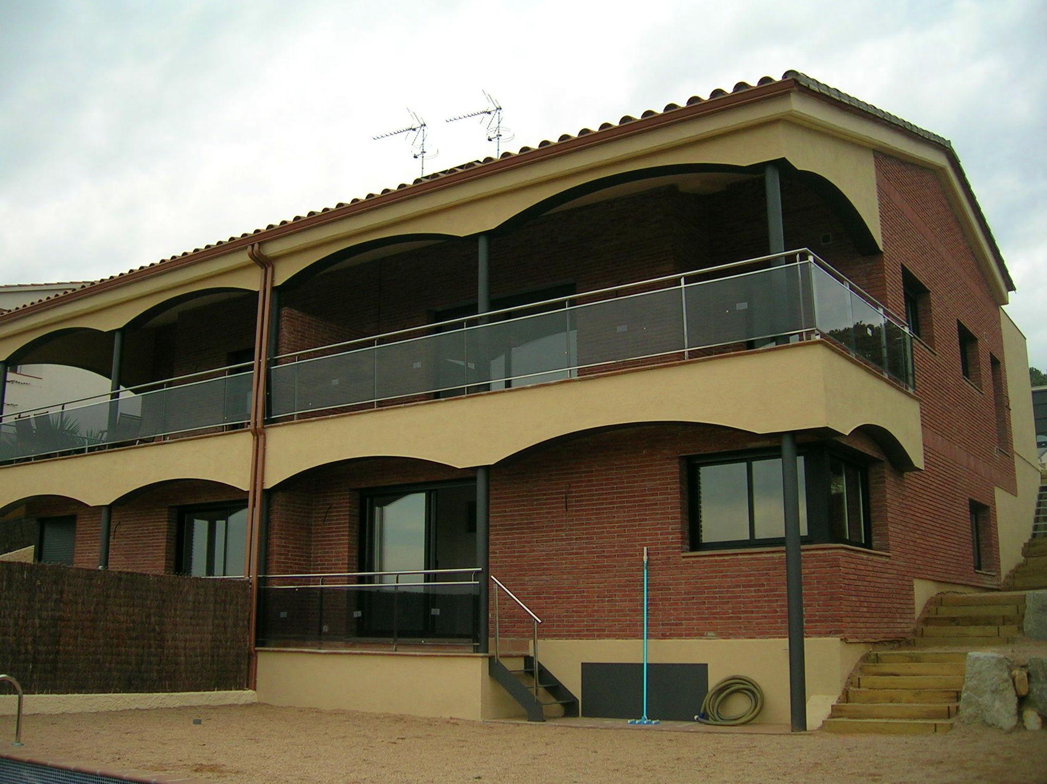 Foto 2 de Empresas de construcción en Mataró | Construcciones Antonio Cruz Moreno