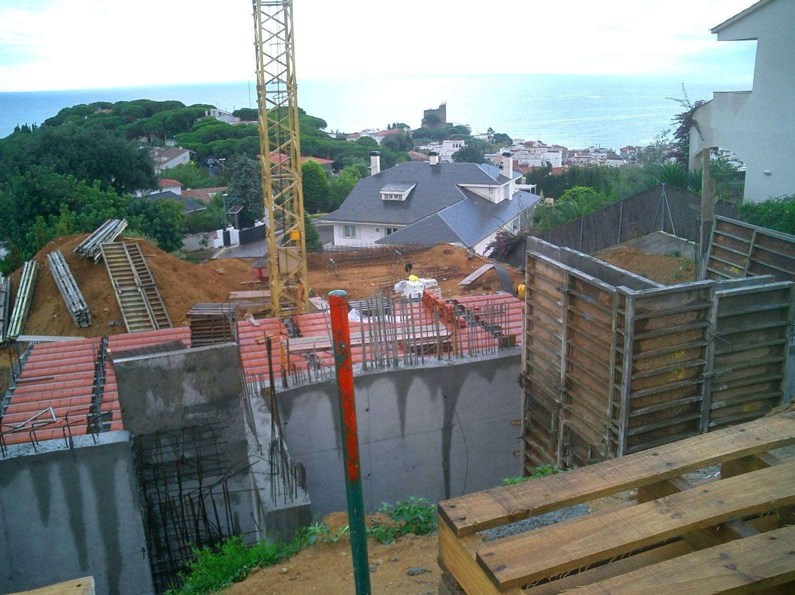 Foto 33 de Empresas de construcción en Mataró | Construcciones Antonio Cruz Moreno
