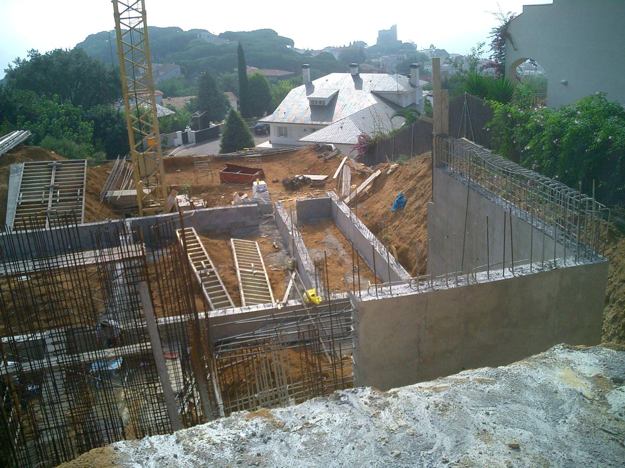 Foto 36 de Empresas de construcción en Mataró | Construcciones Antonio Cruz Moreno