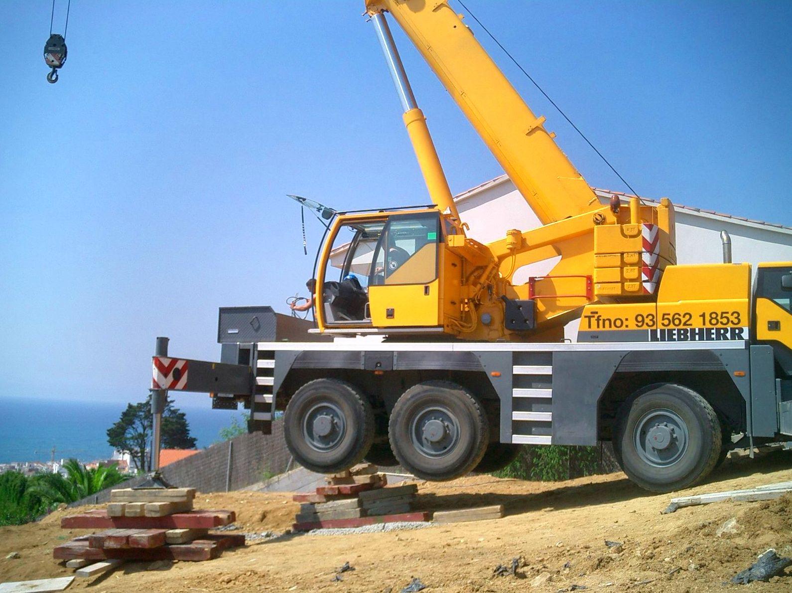 Foto 59 de Empresas de construcción en Mataró | Construcciones Antonio Cruz Moreno