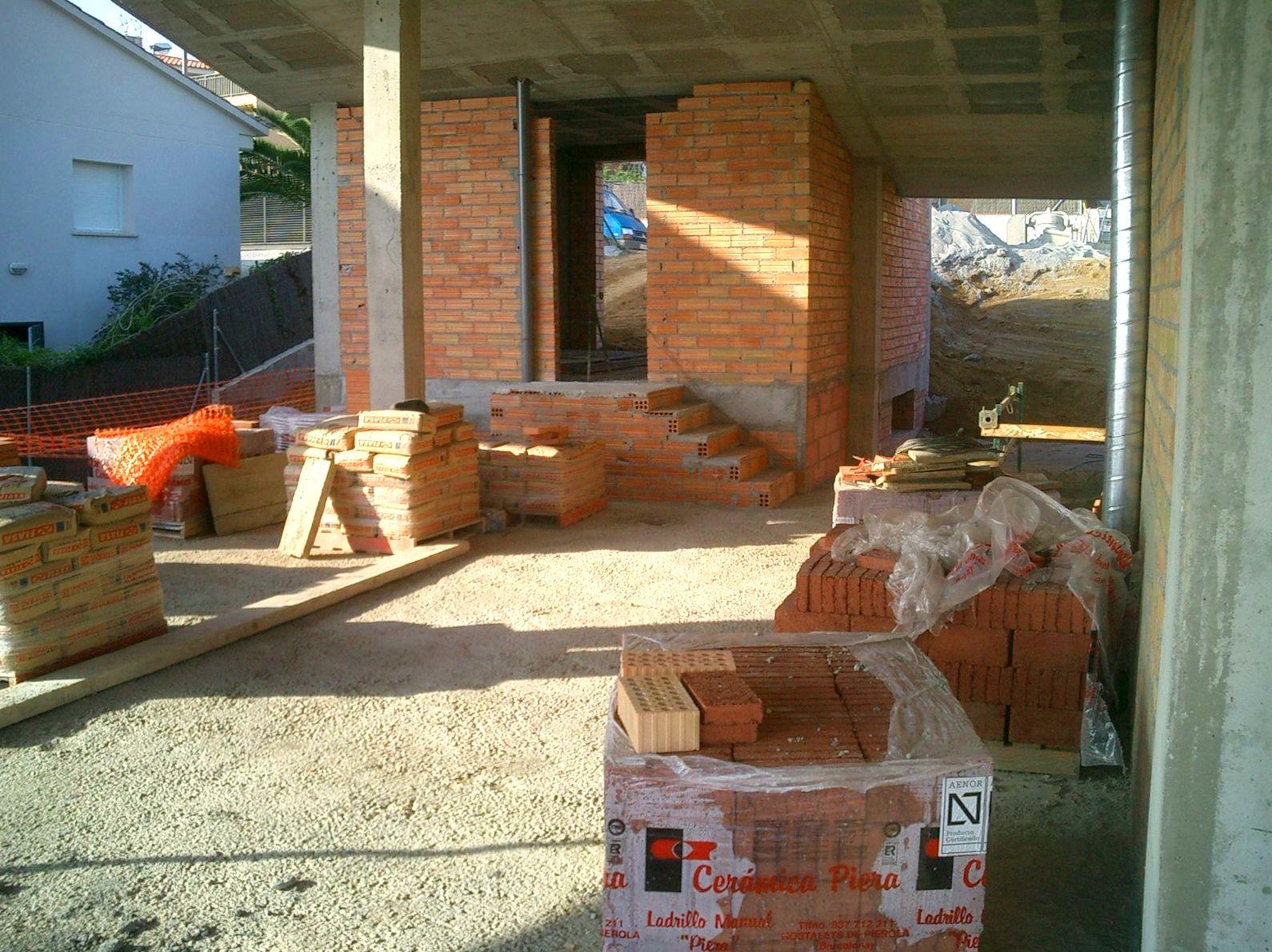 Foto 26 de Empresas de construcción en Mataró | Construcciones Antonio Cruz Moreno