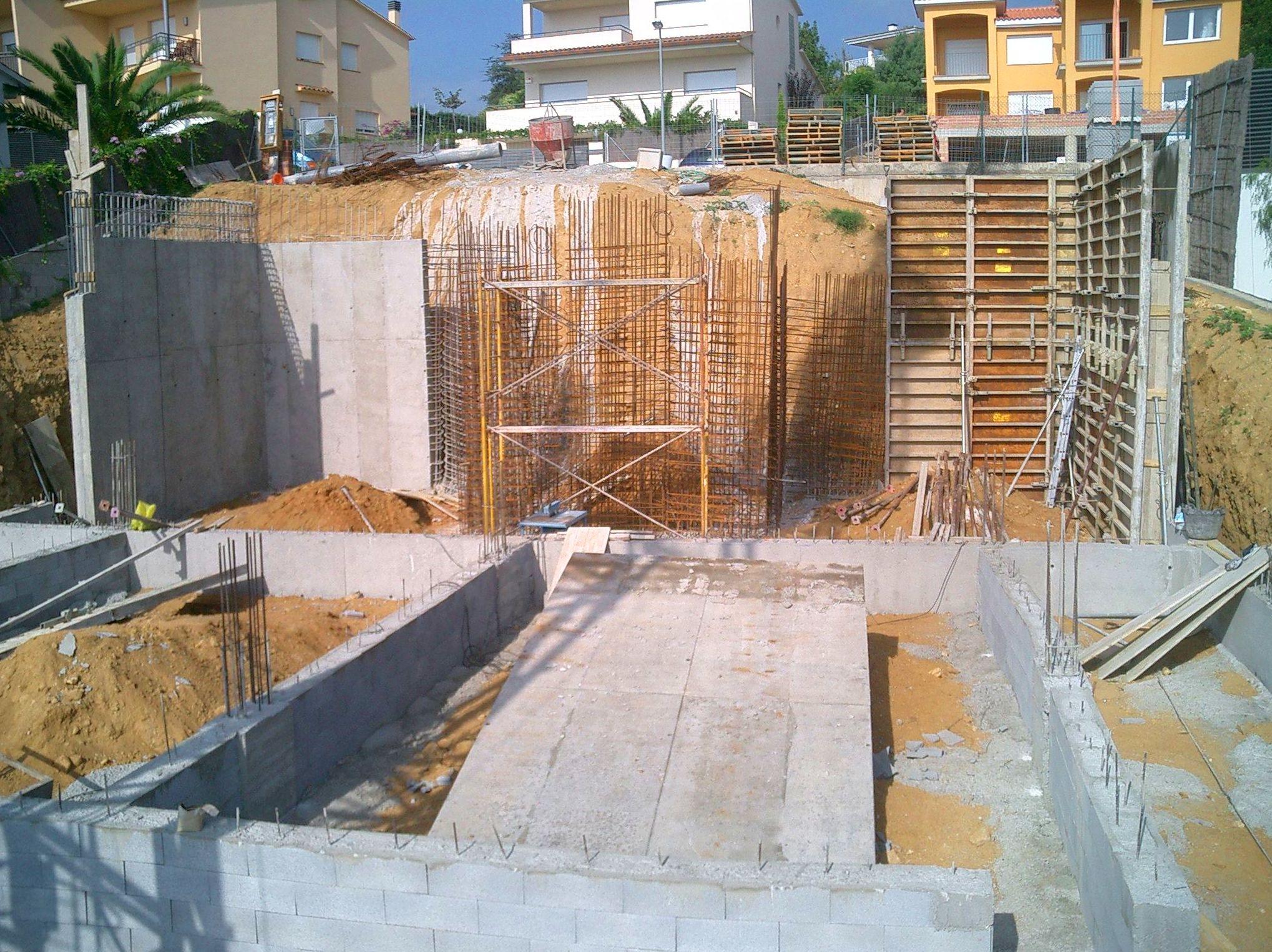 Foto 35 de Empresas de construcción en Mataró | Construcciones Antonio Cruz Moreno