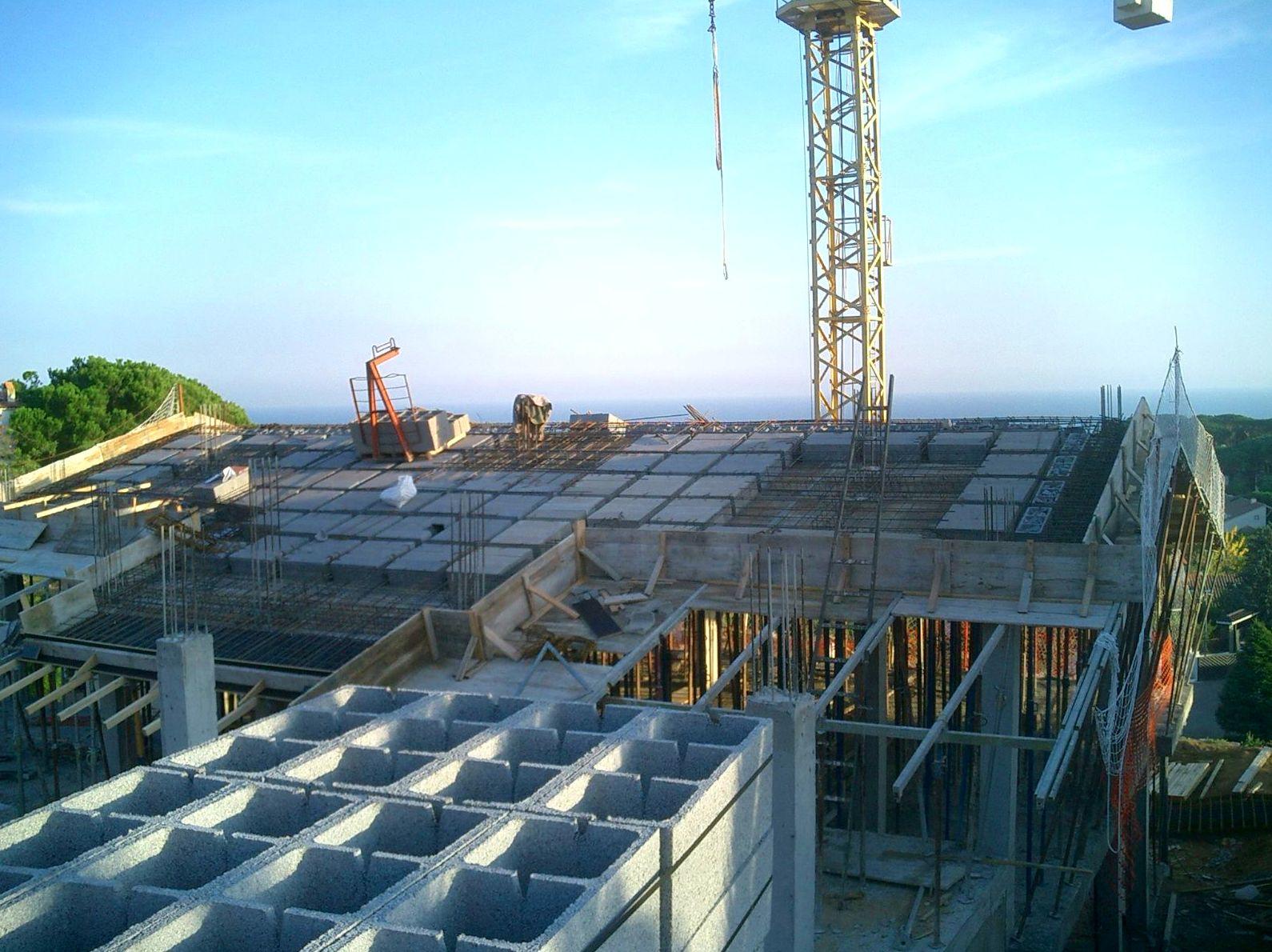 Foto 1 de Empresas de construcción en Mataró | Construcciones Antonio Cruz Moreno