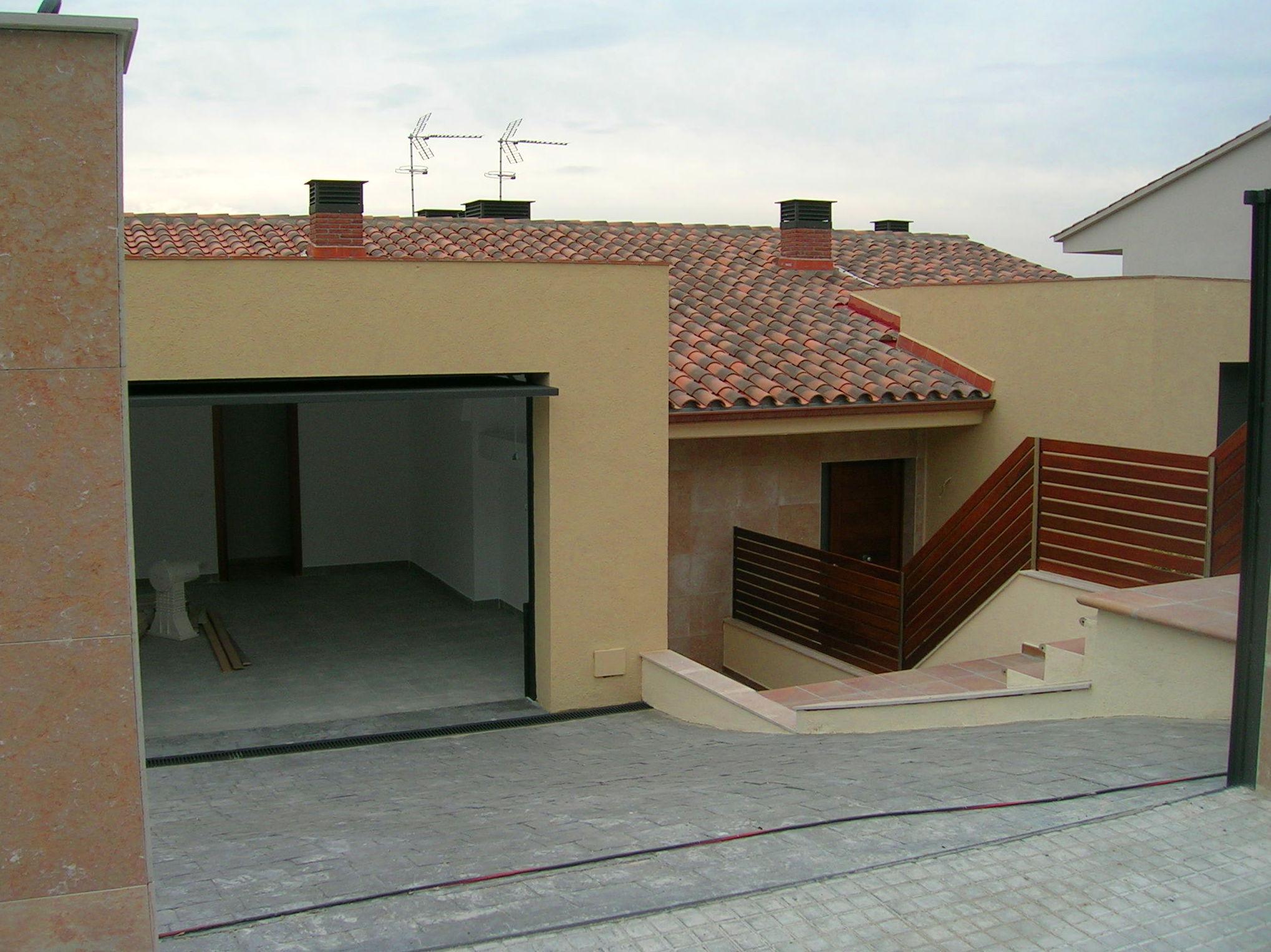 Foto 7 de Empresas de construcción en Mataró | Construcciones Antonio Cruz Moreno