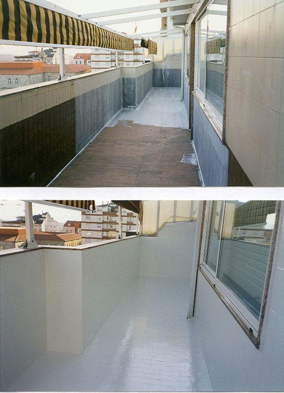 Rehabilitación e impermeabilización de cubiertas y terrazas en Badajoz
