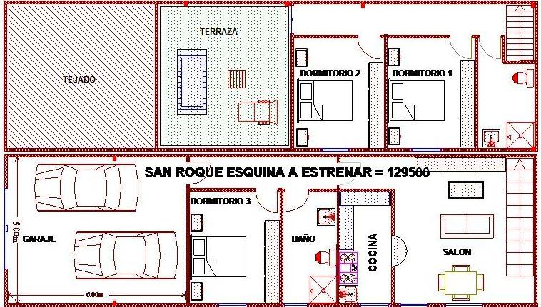 Venta de casas en Badajoz