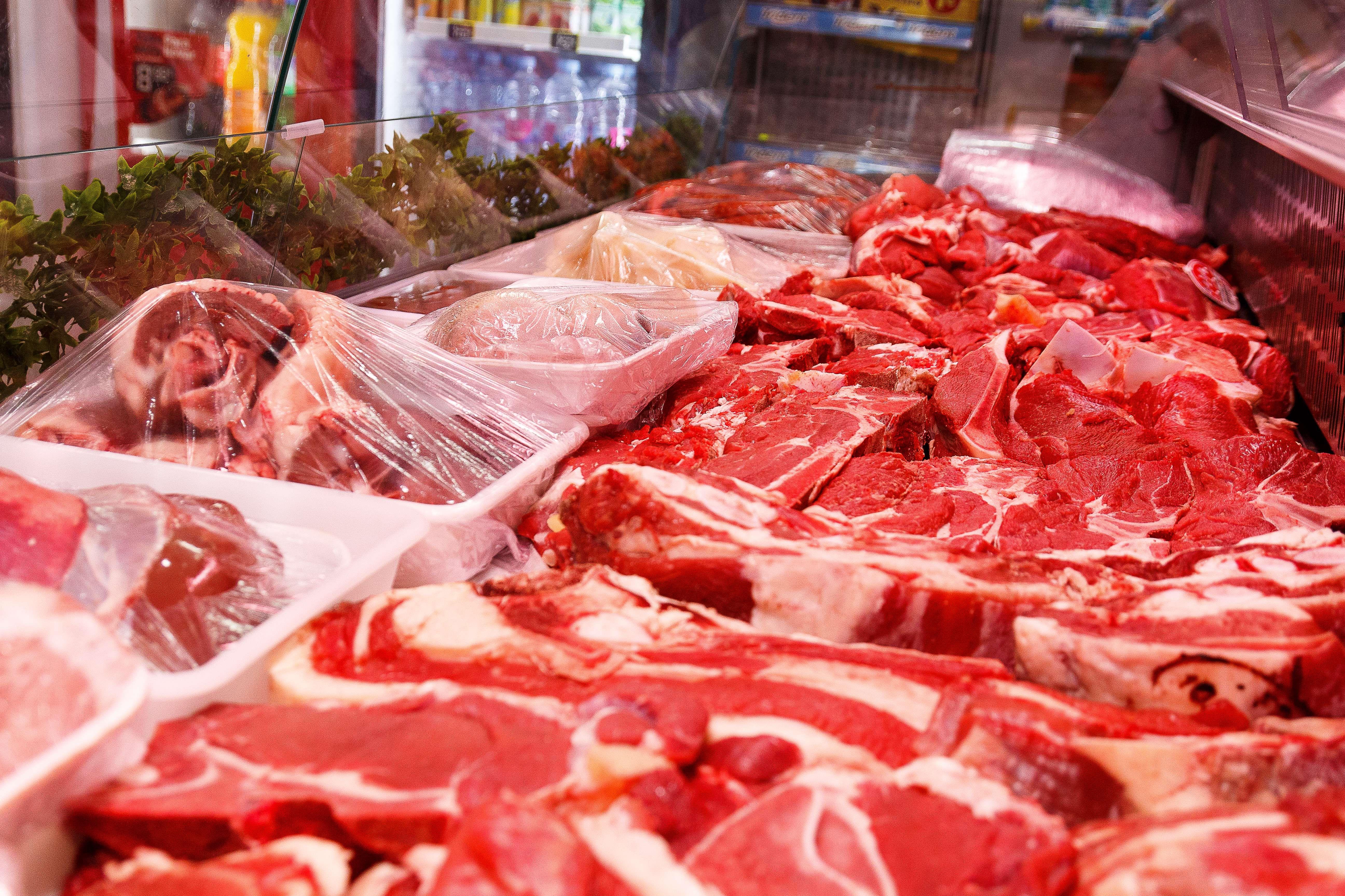 Carnes de ternera en diferentes acabados