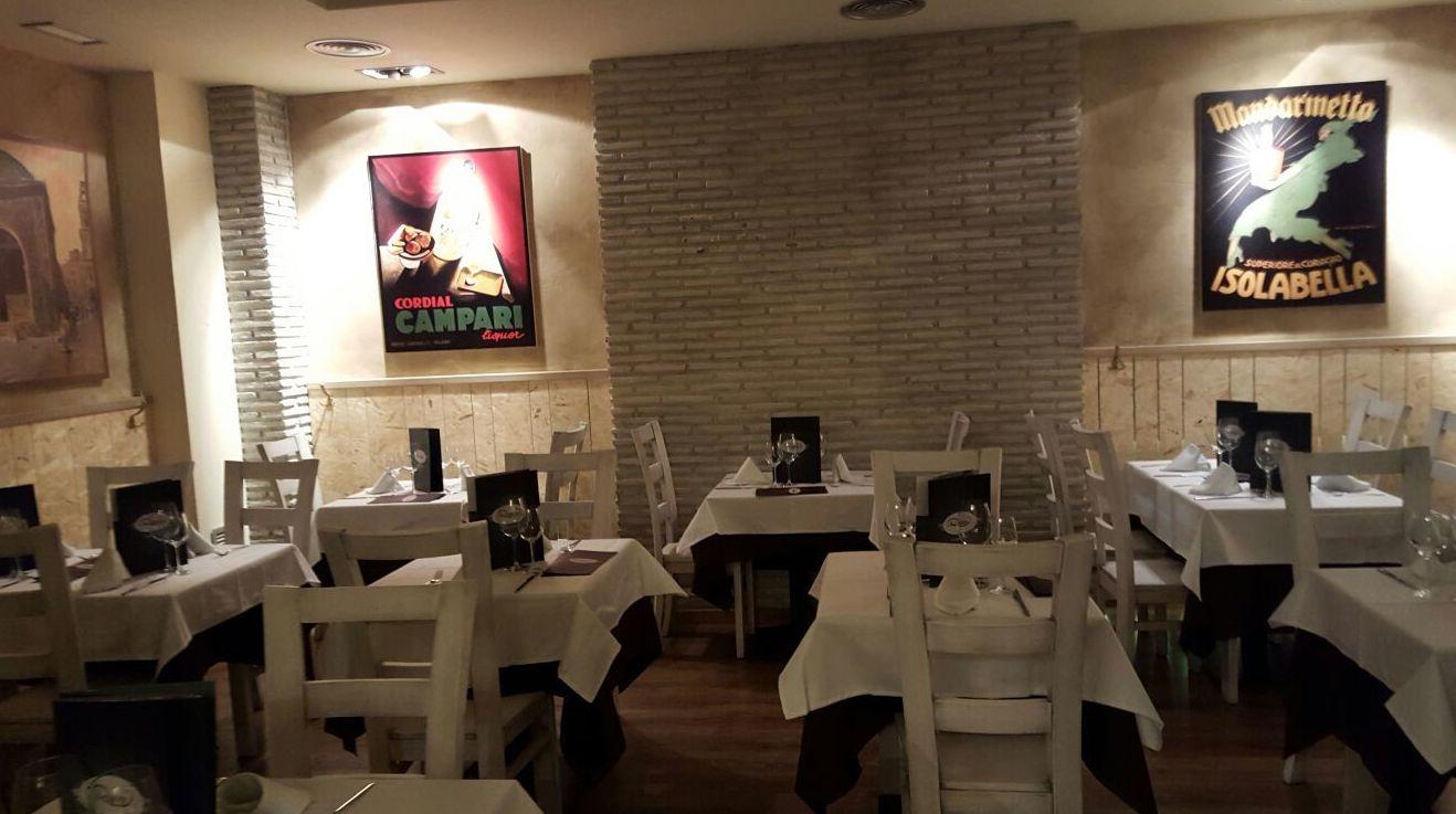 Restaurante italiano tradicional