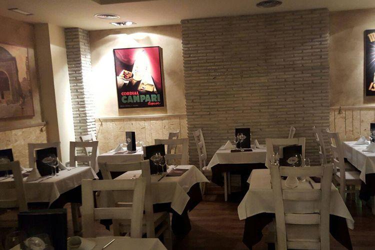 Restaurante Italiano, recetas de cocina italiana tradicional