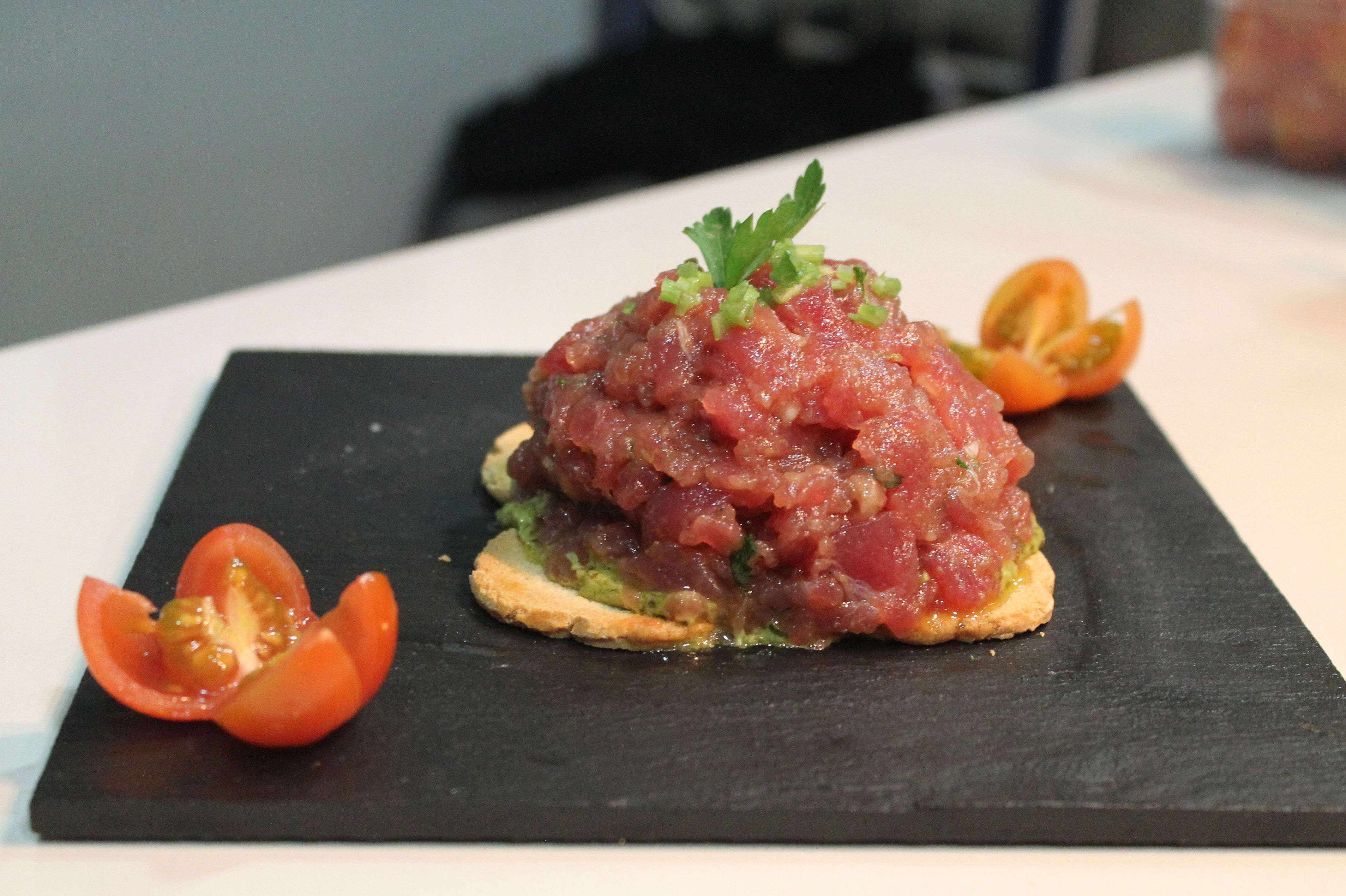 Platos de comida italiana