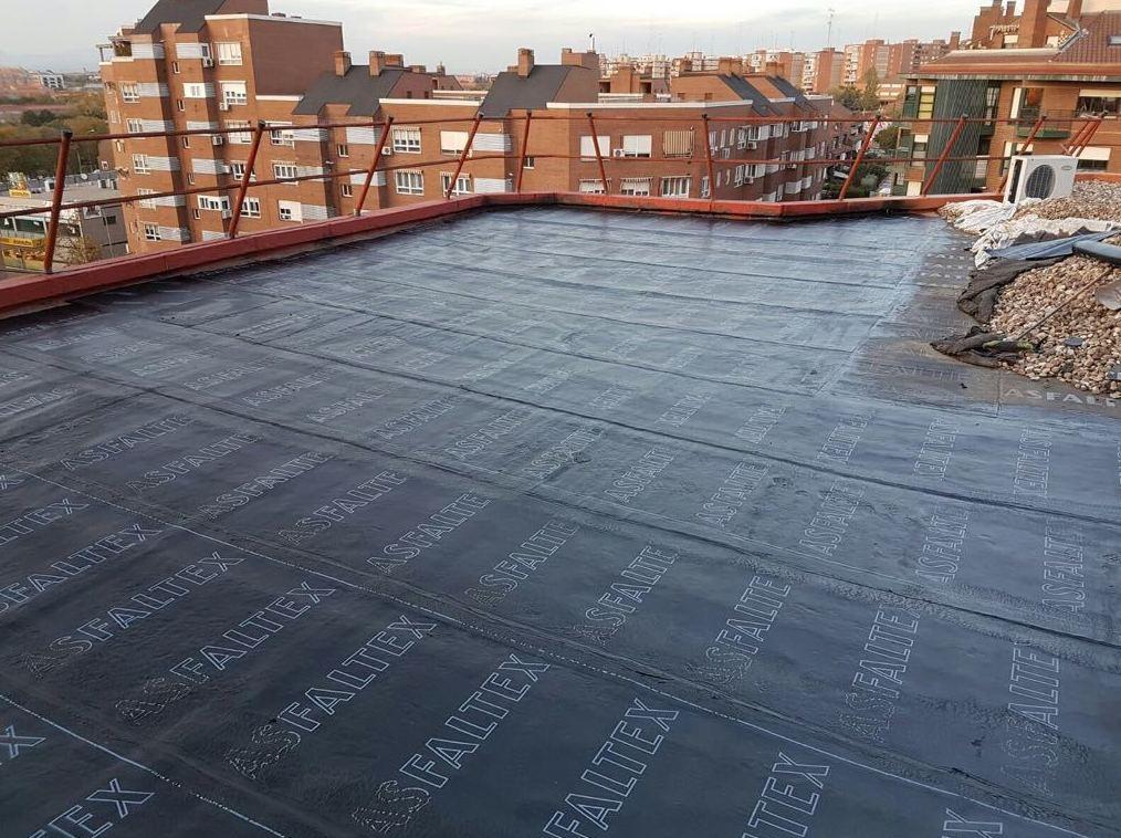 Foto 1 de Impermeabilización en Alcorcón | IvánIntegrales Madrid S.L.