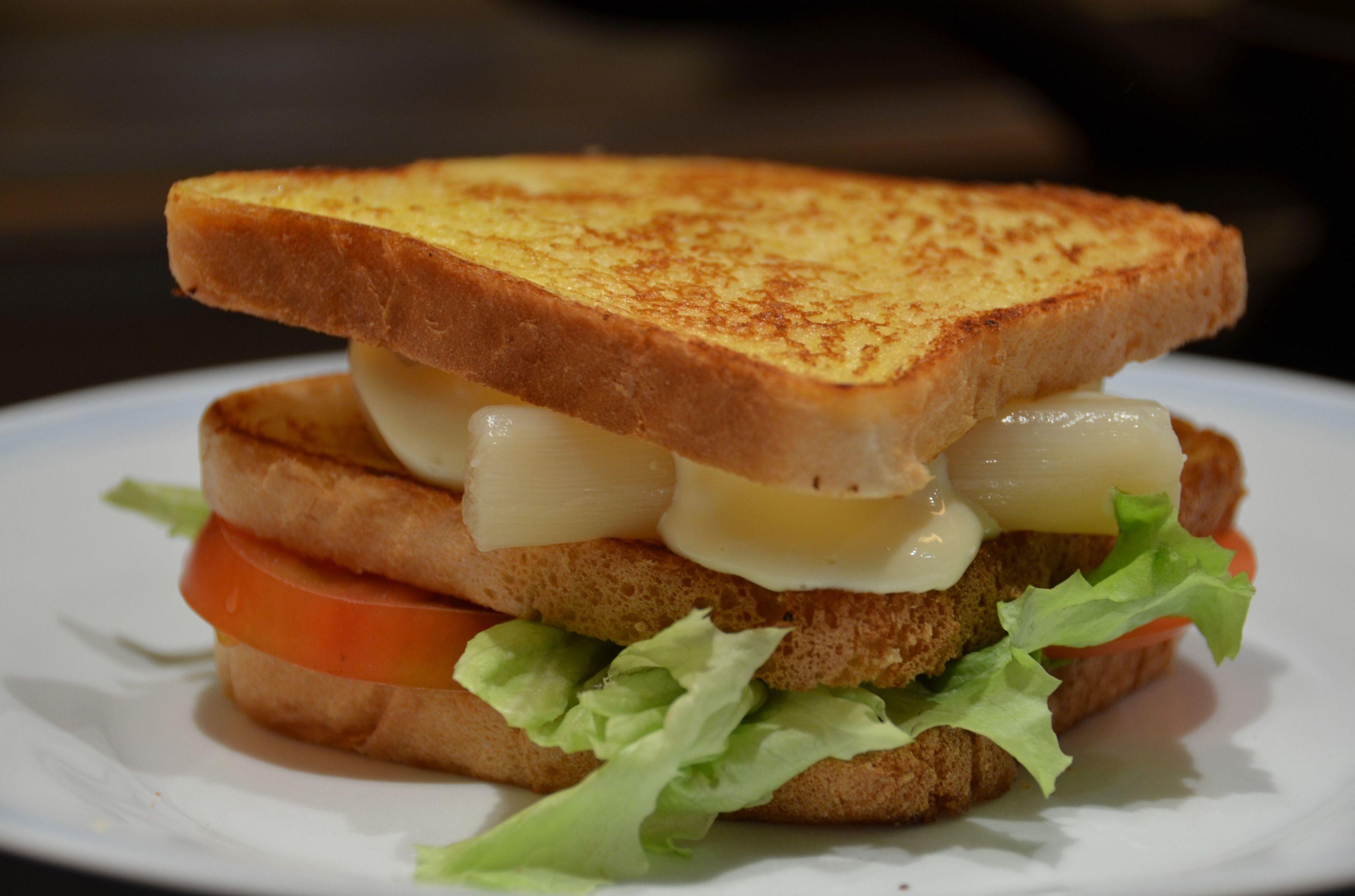 Sandwich vegetal Ciudad Lineal