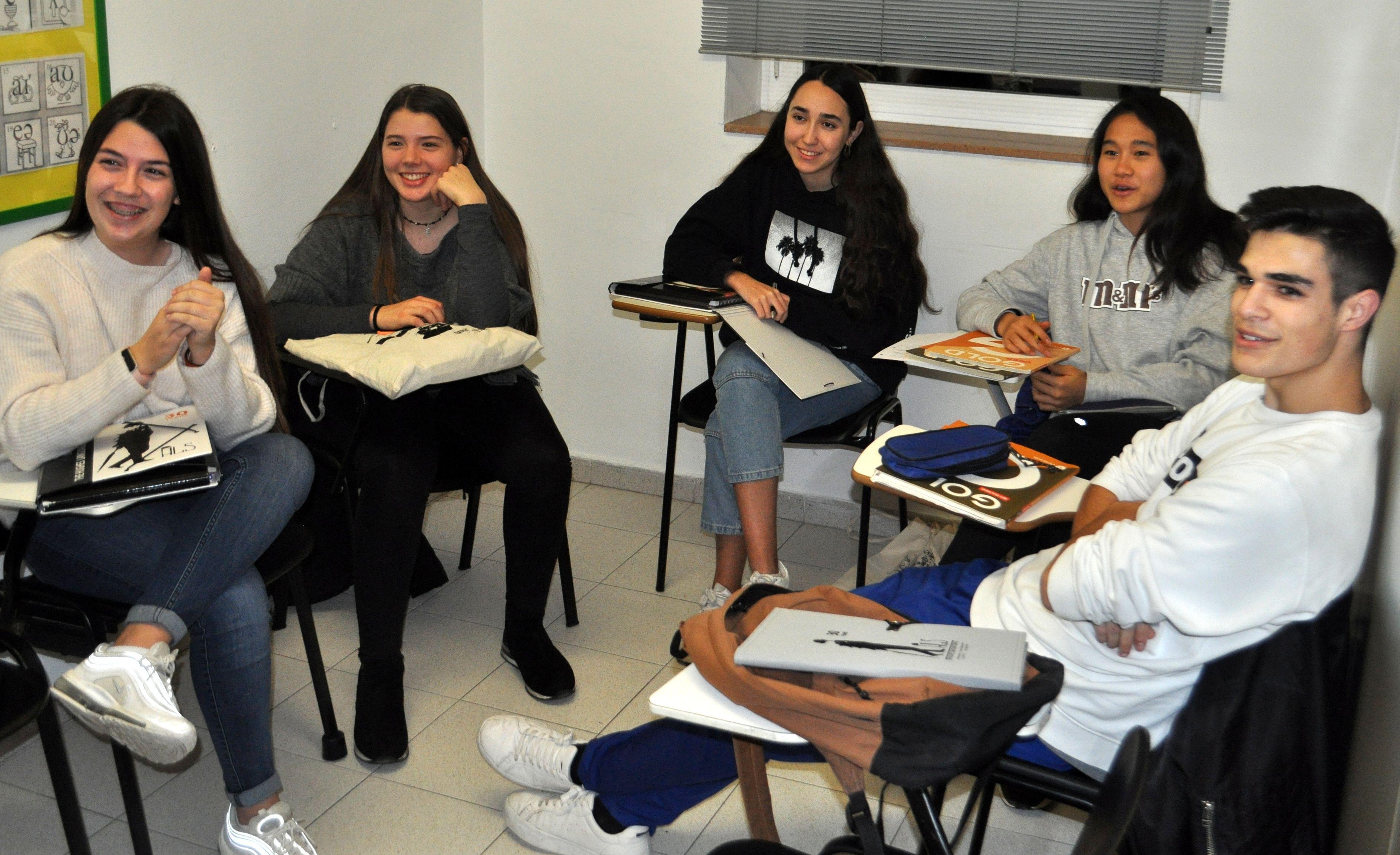 Clases de inglés para jóvenes en Vilassar de Mar
