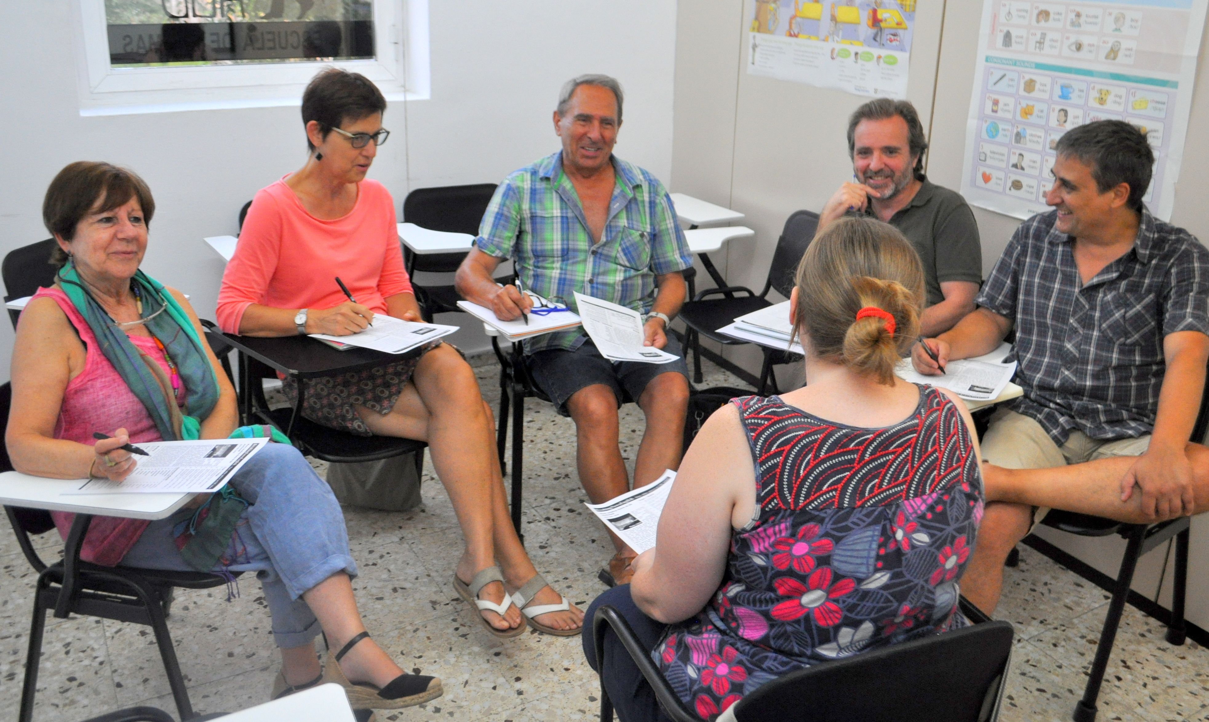 Clases de inglés para adultos en Vilassar de Mar